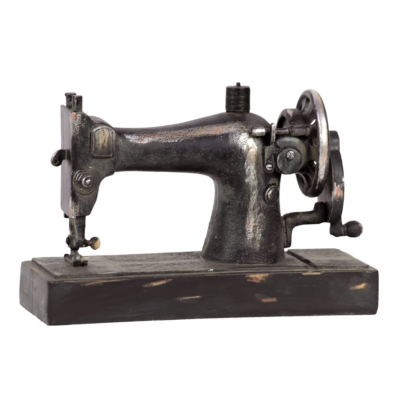 Trent austin design decorative resin vintage 1913 singer for Decor 99 sewing machine
