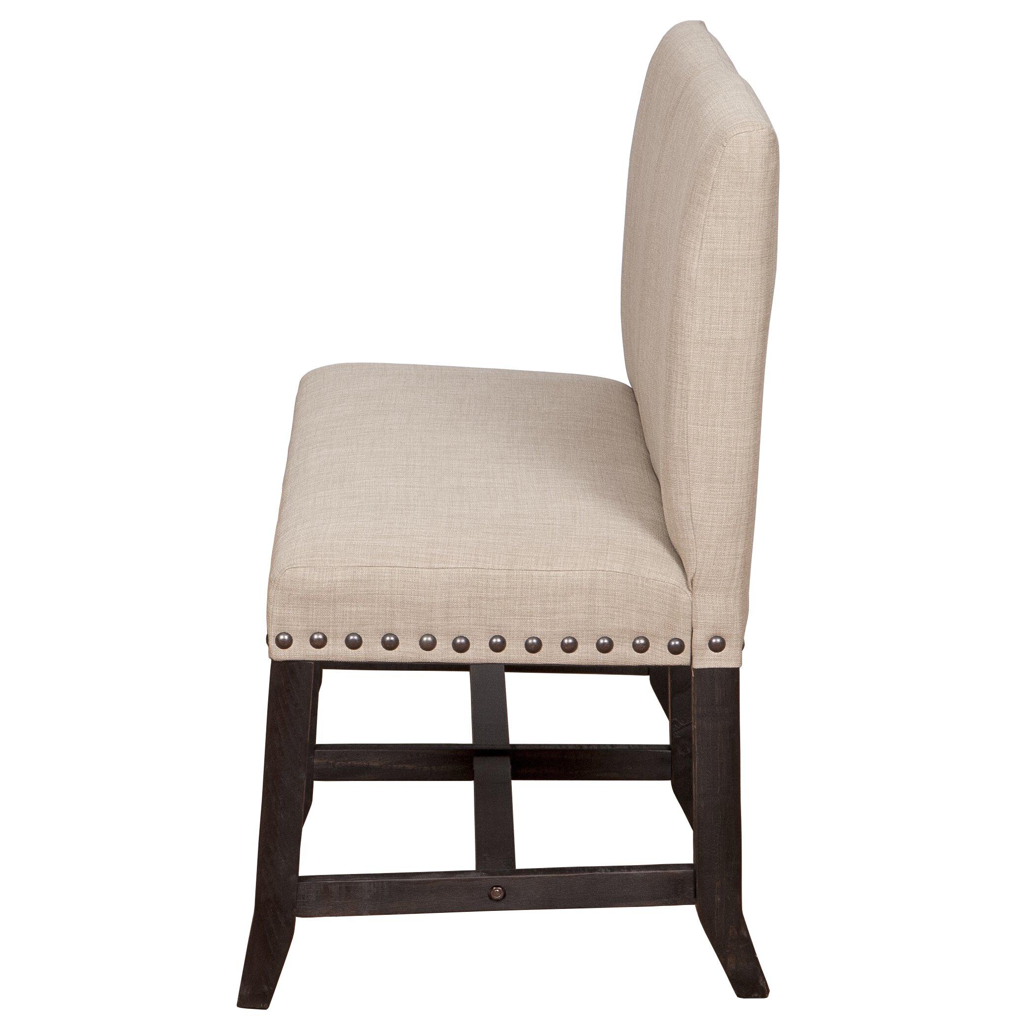 Trent Austin Design Del Rio Upholstered Kitchen Bench