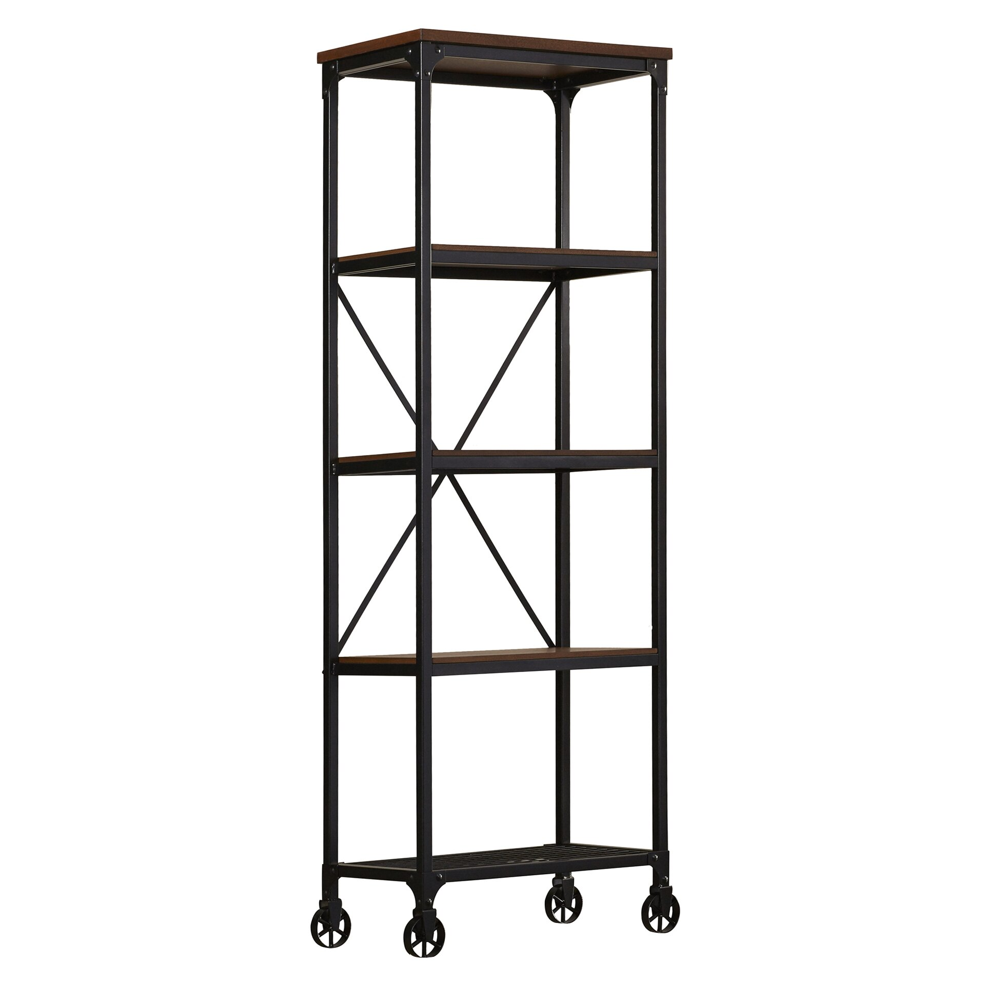 Trent Austin Design C2 AE Madera 63 Etagere Bookcase TADN2330 on heaters for living room