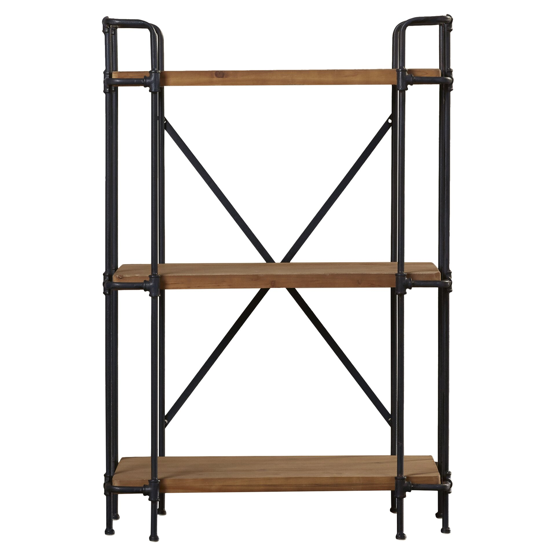 trent austin design brookshire 41 etagere bookcase reviews wayfair supply. Black Bedroom Furniture Sets. Home Design Ideas