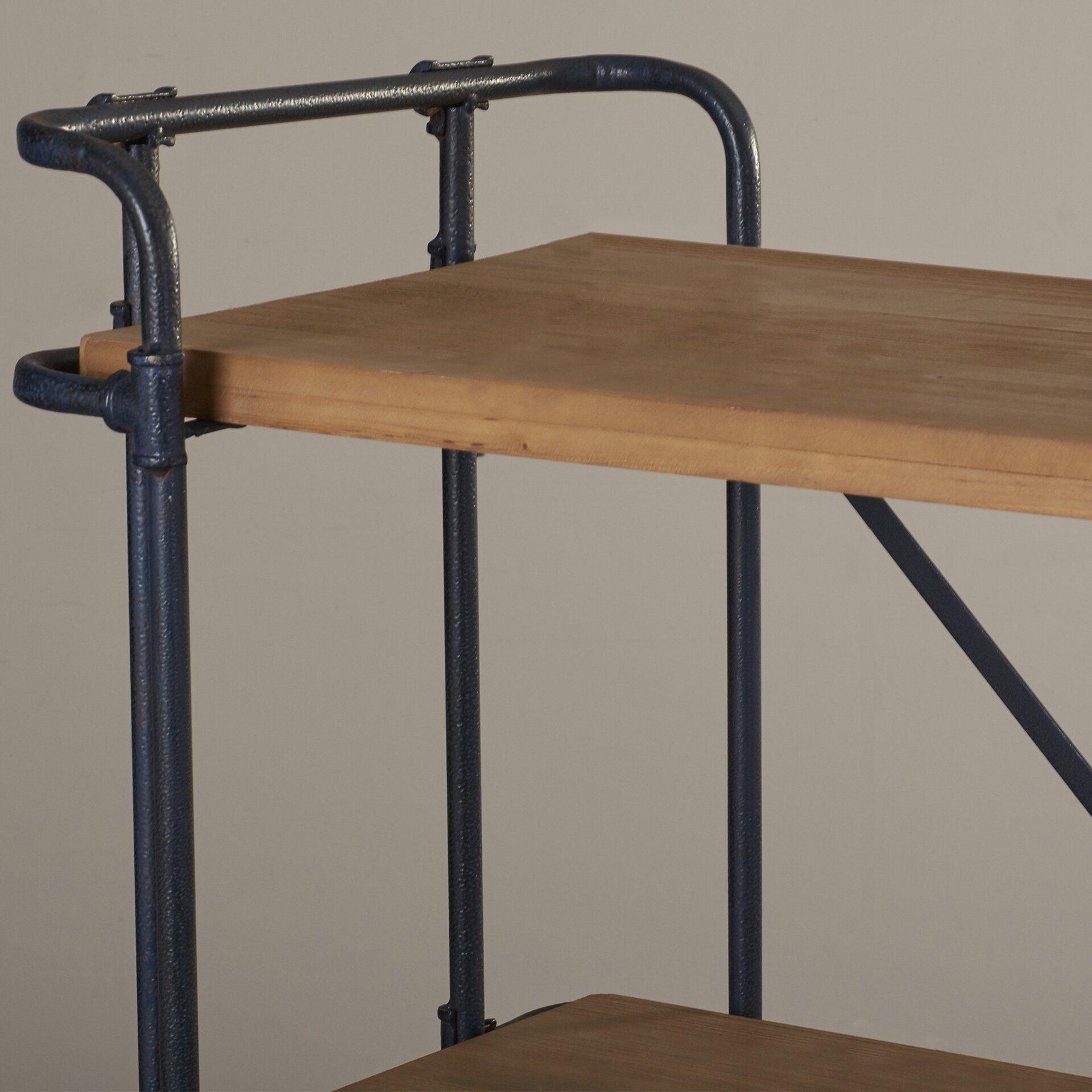 trent austin design 67 etagere bookcase reviews wayfair. Black Bedroom Furniture Sets. Home Design Ideas