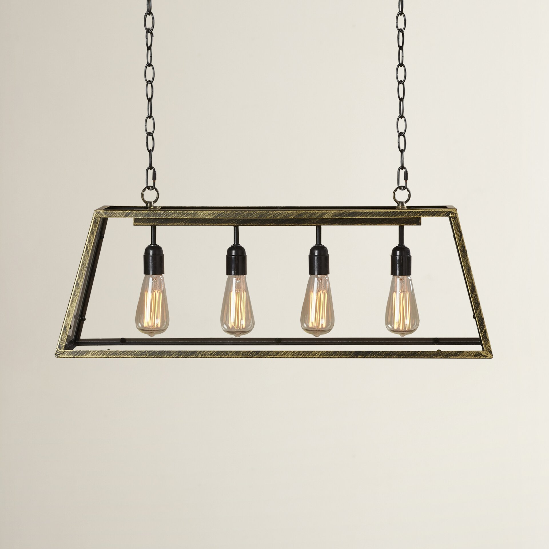 Kitchen Island Pendant Lighting: Trent Austin Design Suisun City 4 Light Kitchen Island