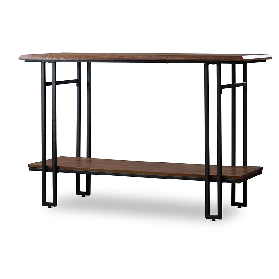 Trent austin design benham console table reviews wayfair for Console table design