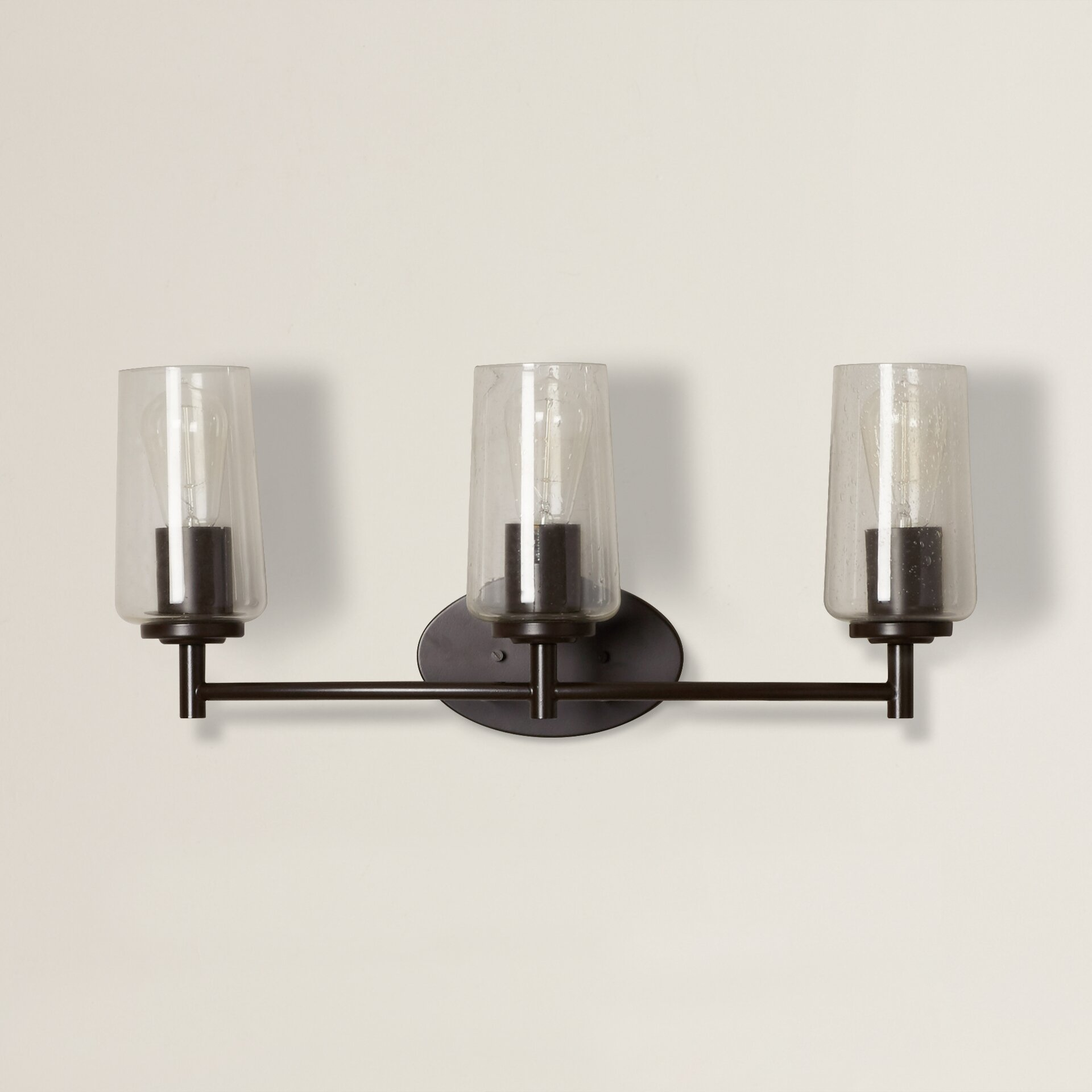 Trent Austin Design Loveland 3 Light Vanity Light & Reviews Wayfair