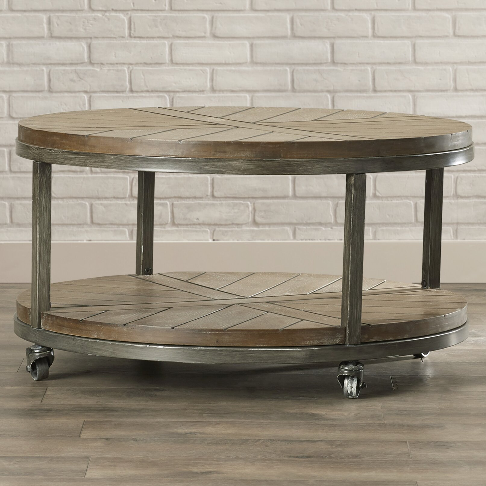 Trent austin design drossett coffee table reviews wayfair for Coffee tables design