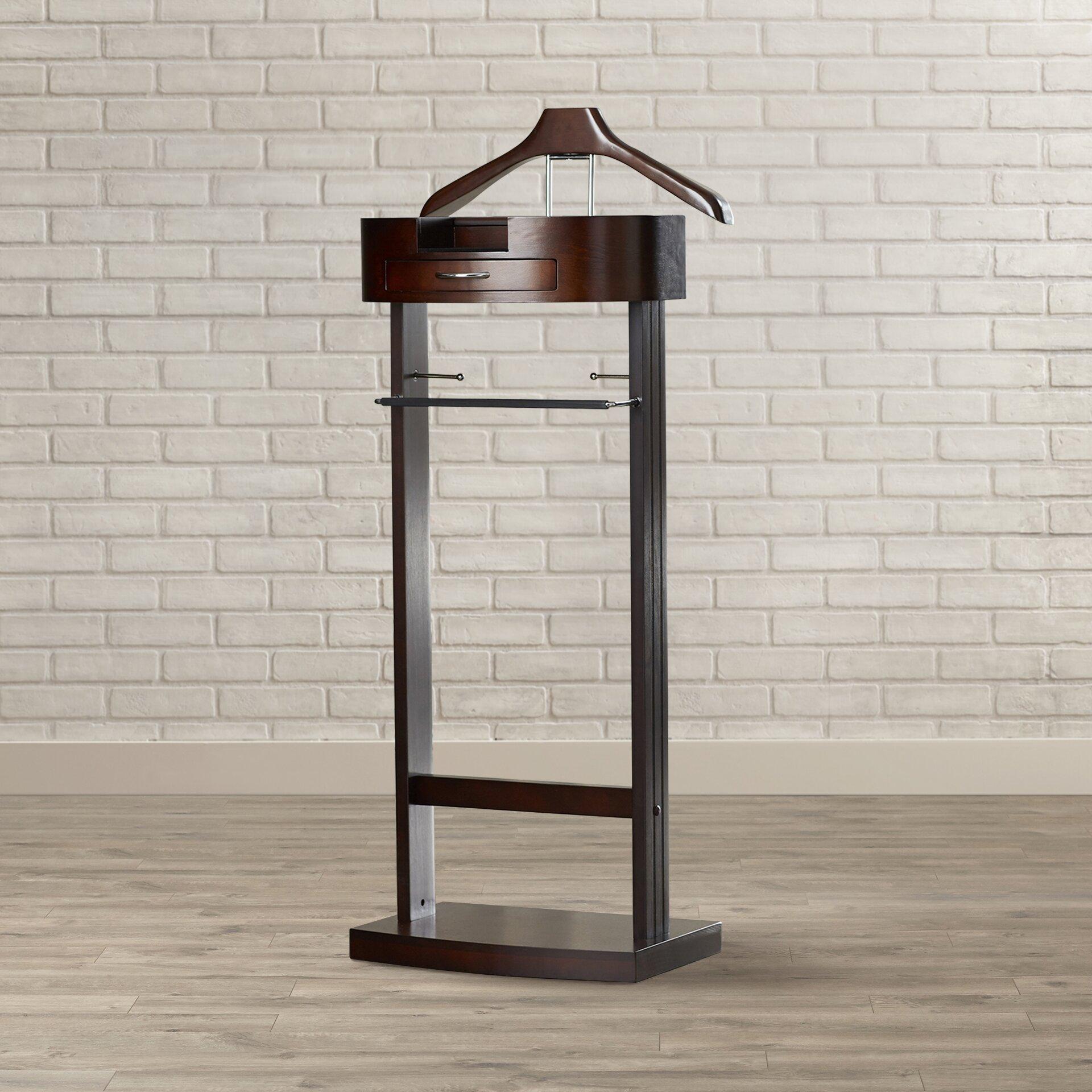 trent austin design homewood valet stand reviews wayfair. Black Bedroom Furniture Sets. Home Design Ideas