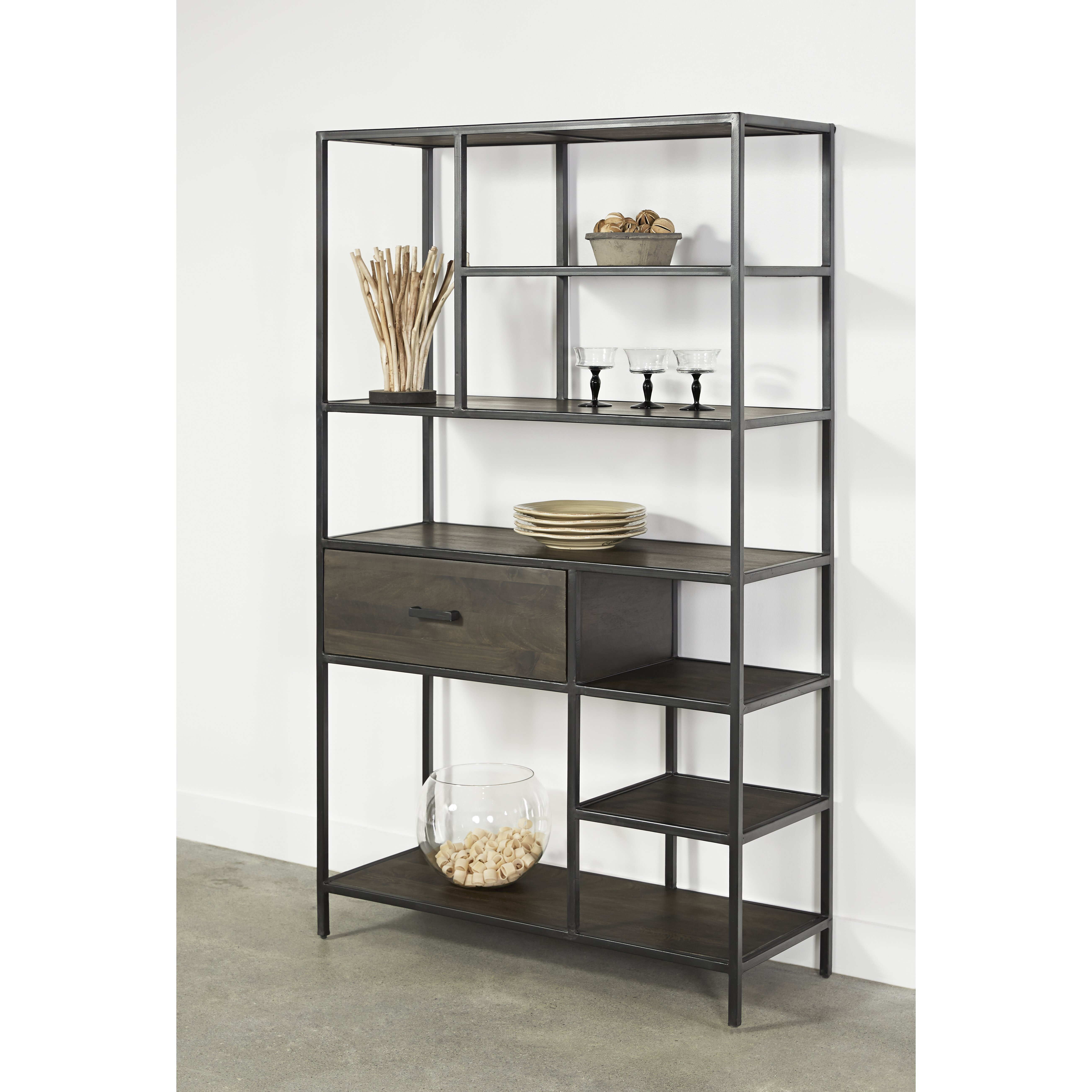 trent austin design 70 etagere bookcase wayfair. Black Bedroom Furniture Sets. Home Design Ideas