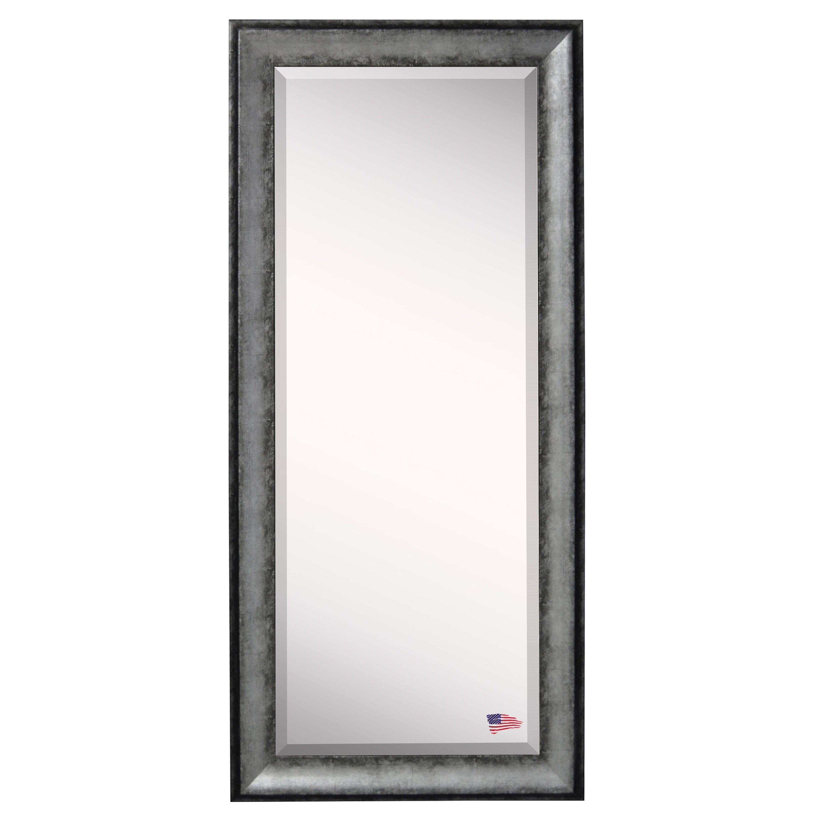 Trent austin design extra tall floor mirror reviews for Glass floor mirror