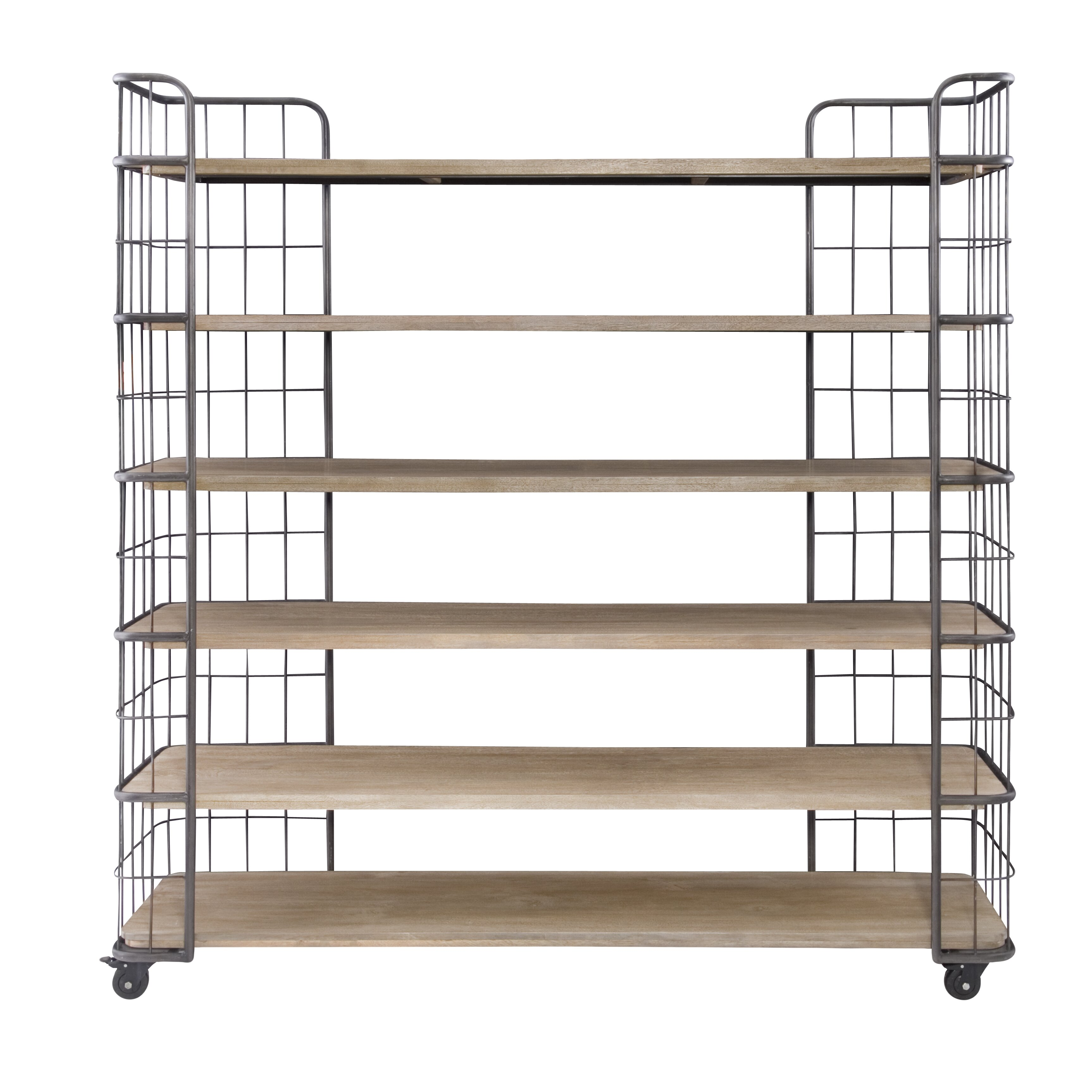 trent austin design angels camp 75 etagere bookcase wayfair. Black Bedroom Furniture Sets. Home Design Ideas