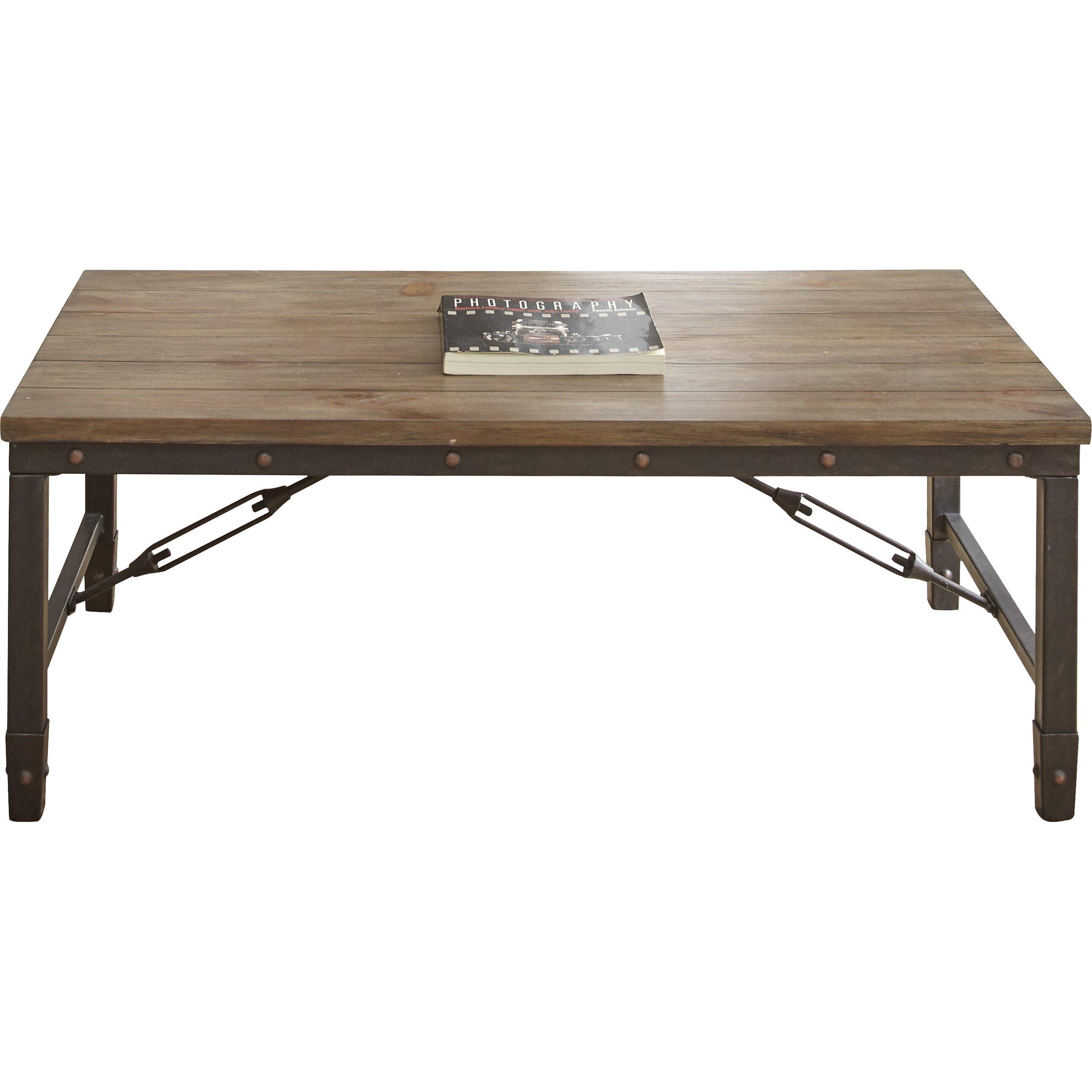 Trent Austin Design Rainier Coffee Table amp Reviews Wayfair