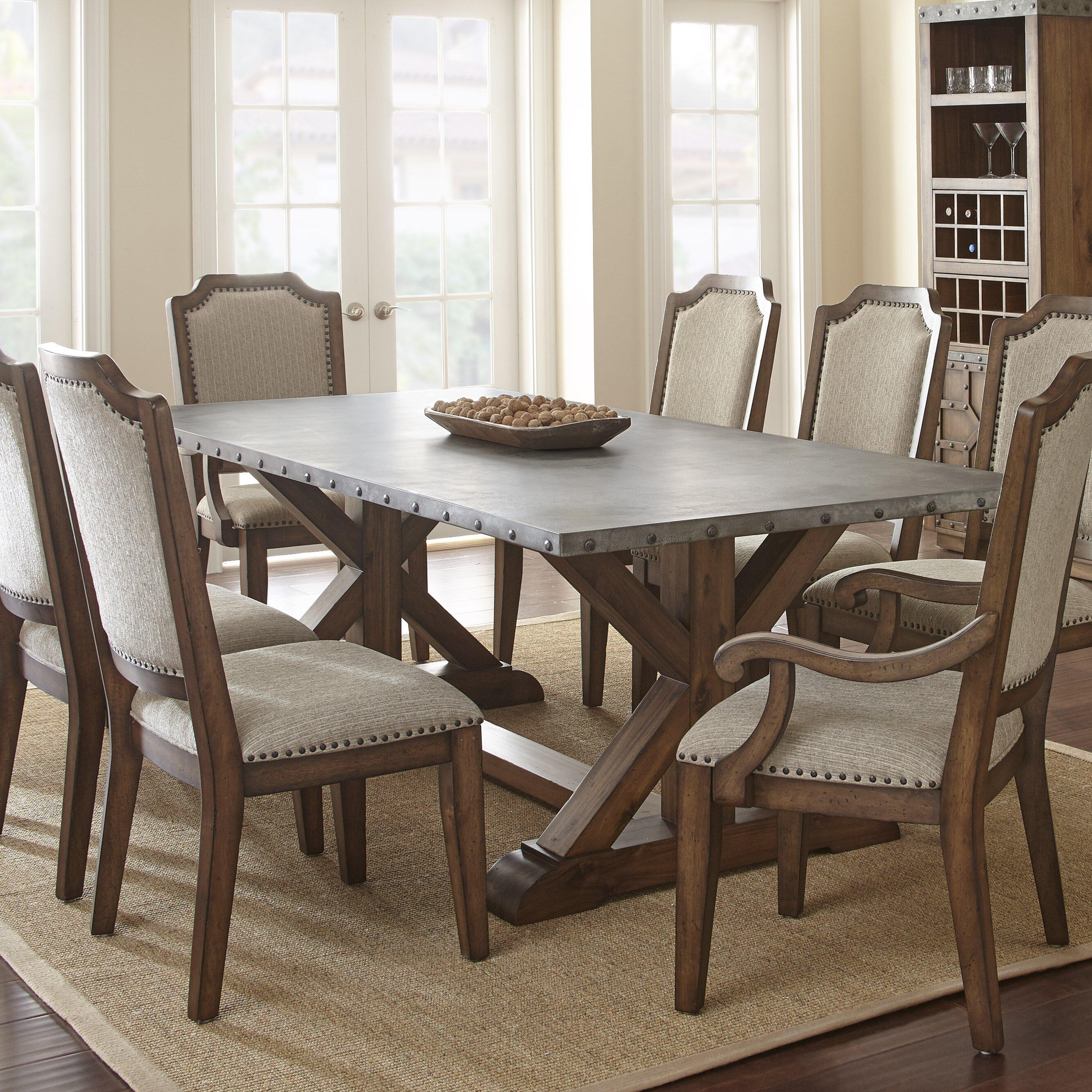 trent austin design cushing 9 piece dining set reviews