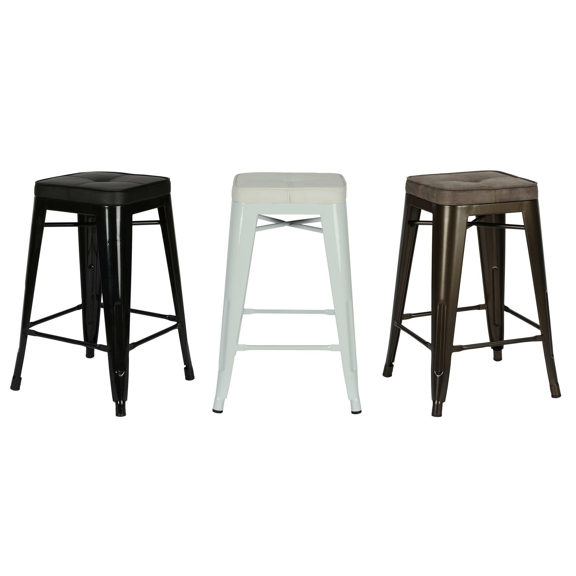 Trent Austin Design Odina 23 Quot Bar Stool With Cushion