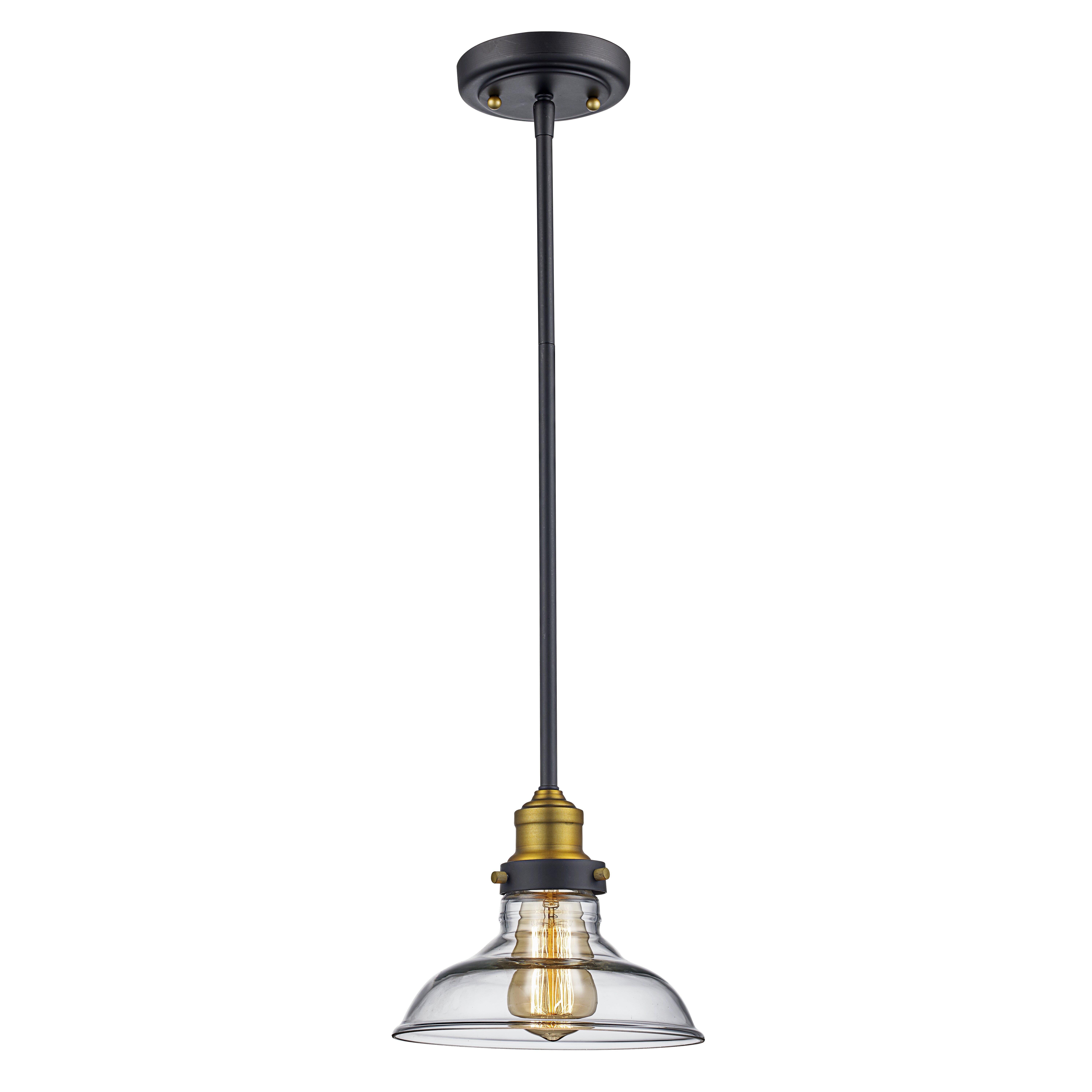 Trent Austin Design Pauls Valley 1 Light Mini Pendant
