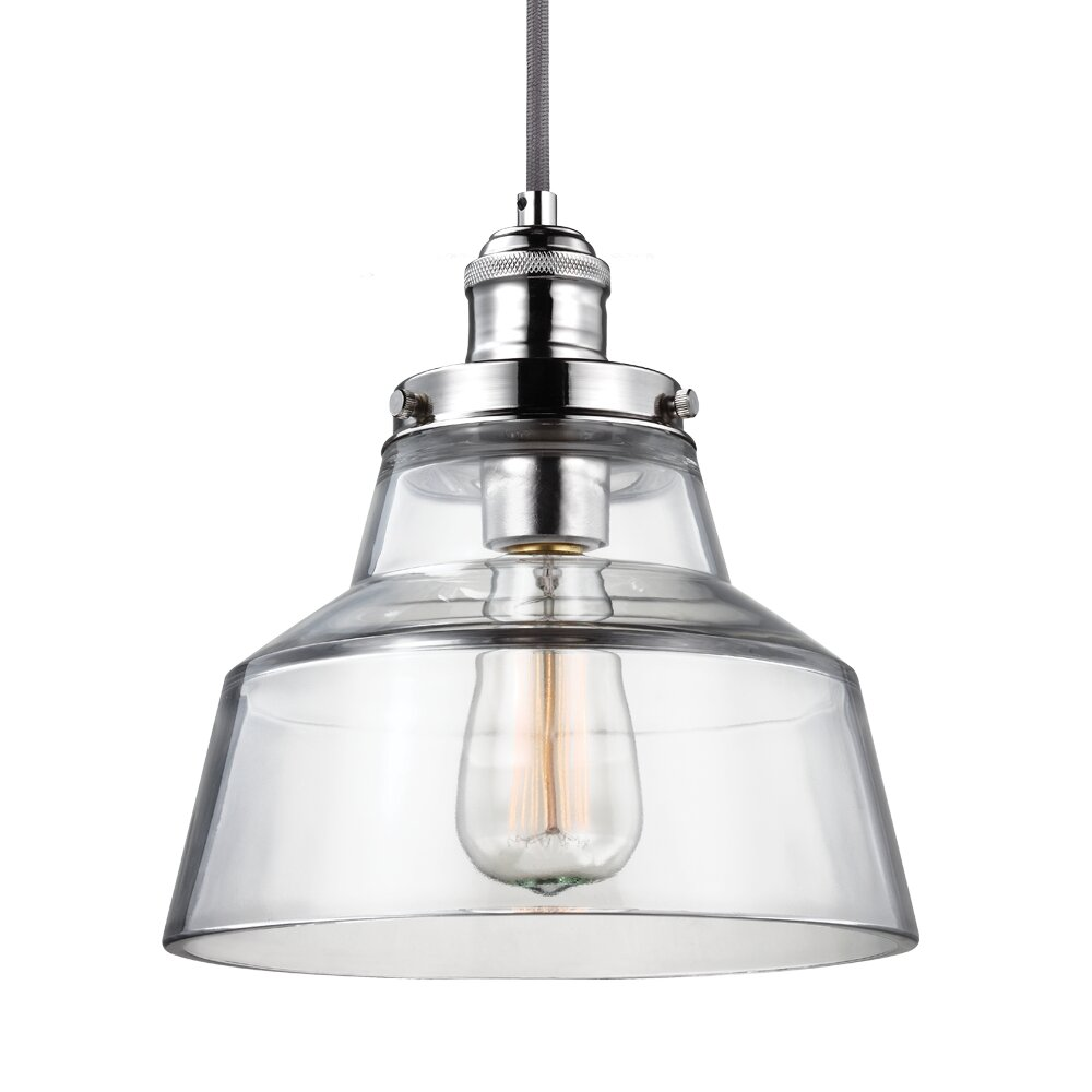 Trent Austin Design Bedford 1 Light Pendant & Reviews