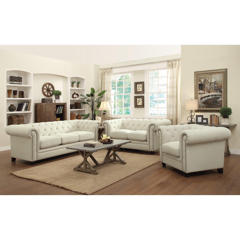 Wayfair Living Room Furniture House Of Hampton Living Room Collection Reviews Wayfair