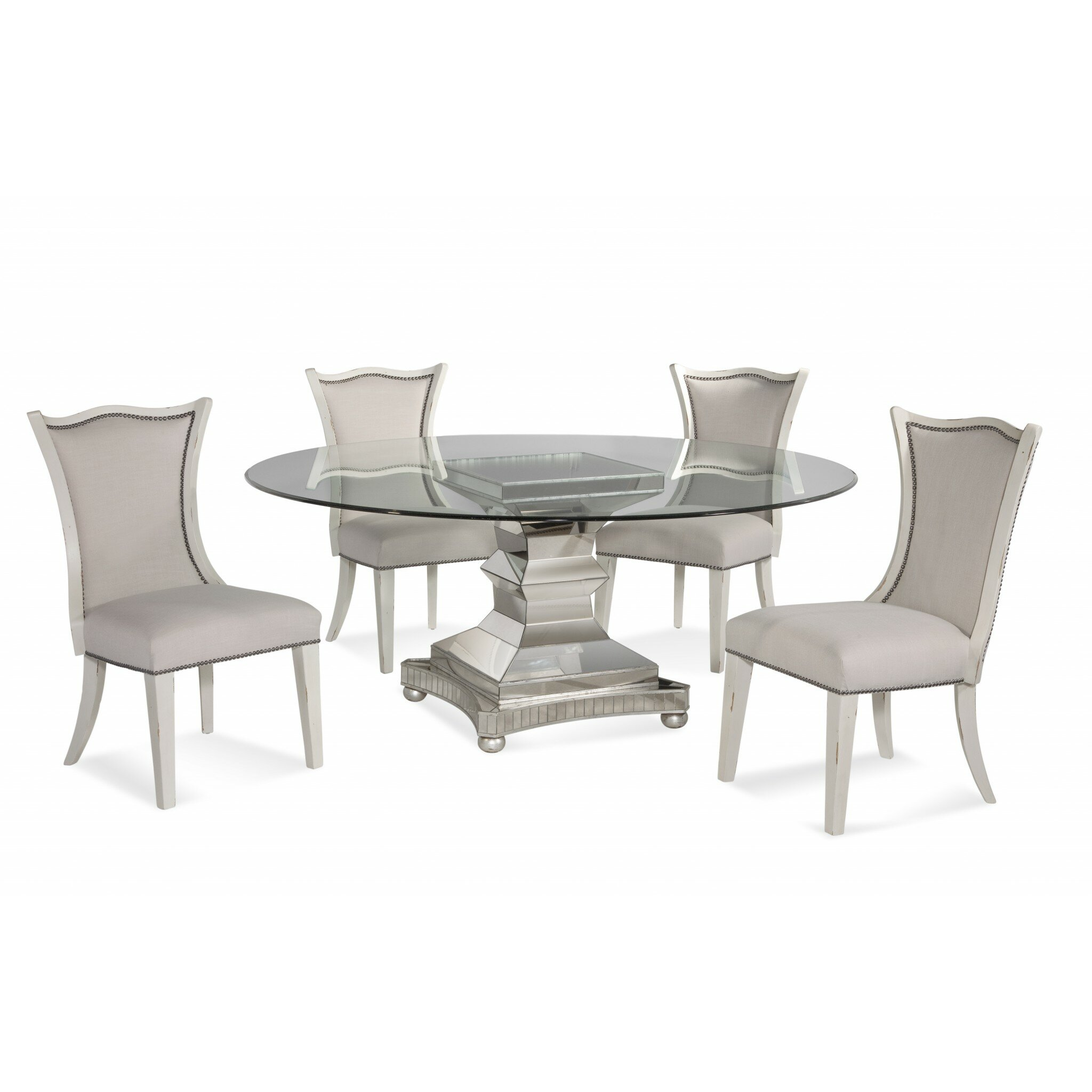 House of hampton crowthorne 5 piece dining set wayfair for 5 piece dining set