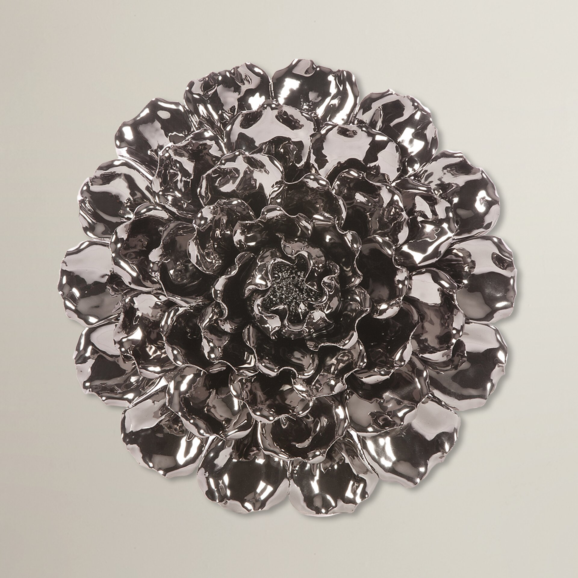Large Flower Wall Decor : House of hampton wells next the sea large flower wall
