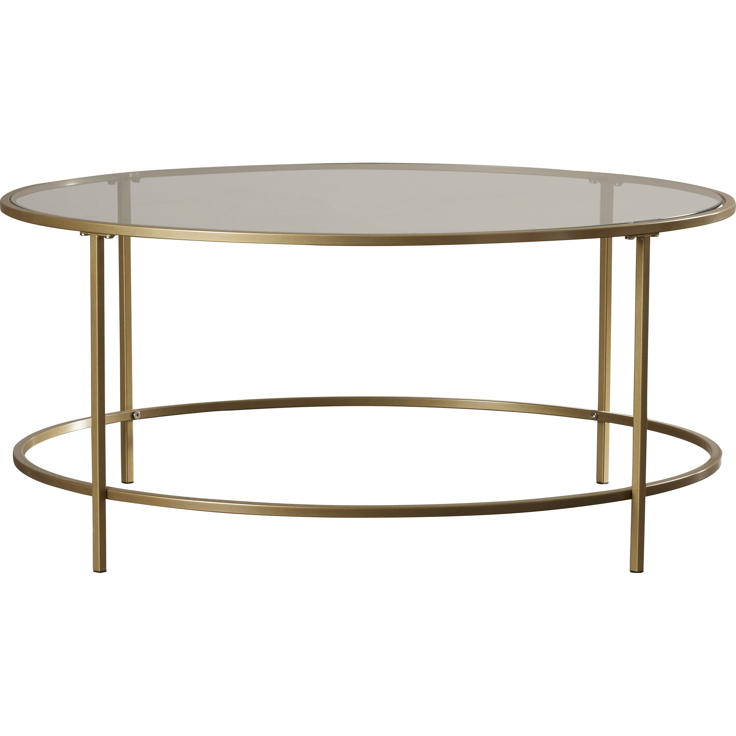 House Of Hampton Alsager Coffee Table Reviews Wayfair