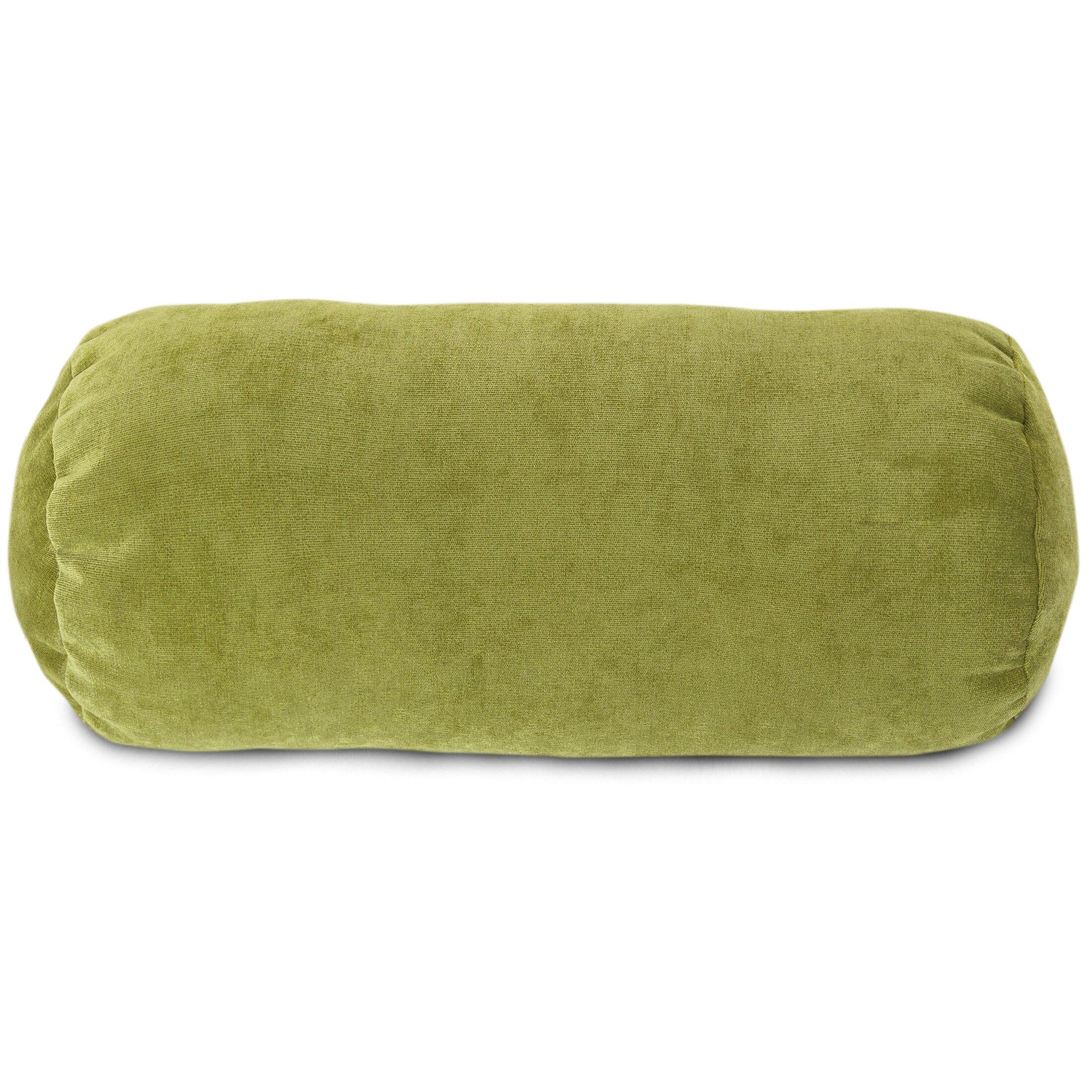 House of Hampton Bramma Polyester/Polyester blend Round Bolster Pillow & Reviews Wayfair