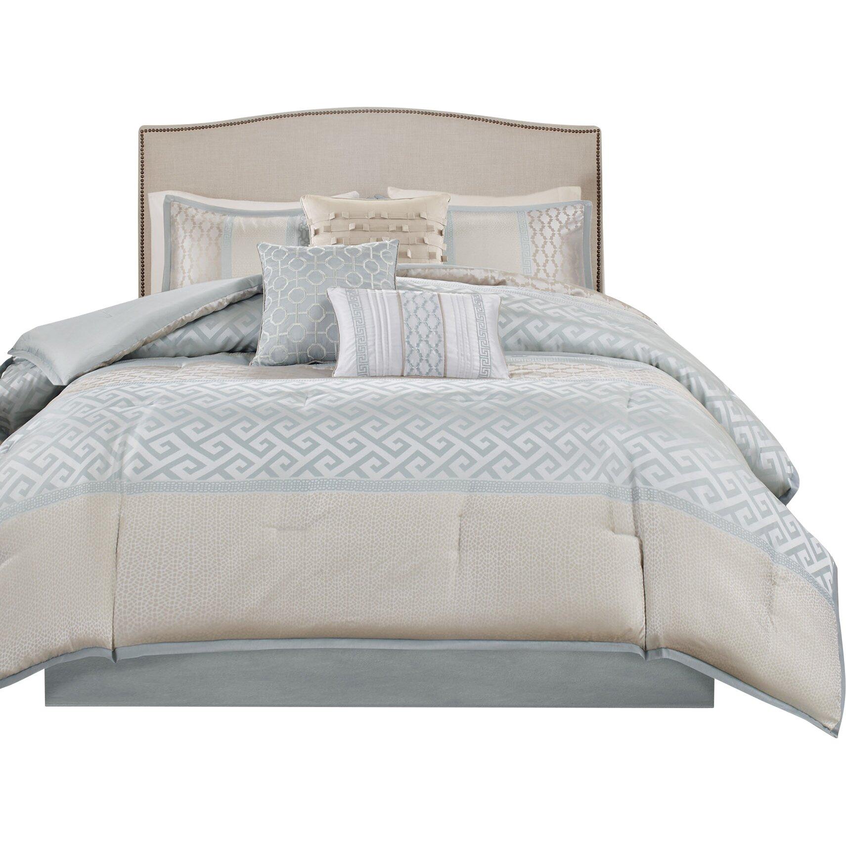 House of hampton wilde 7 piece comforter set reviews for House of hampton bedding