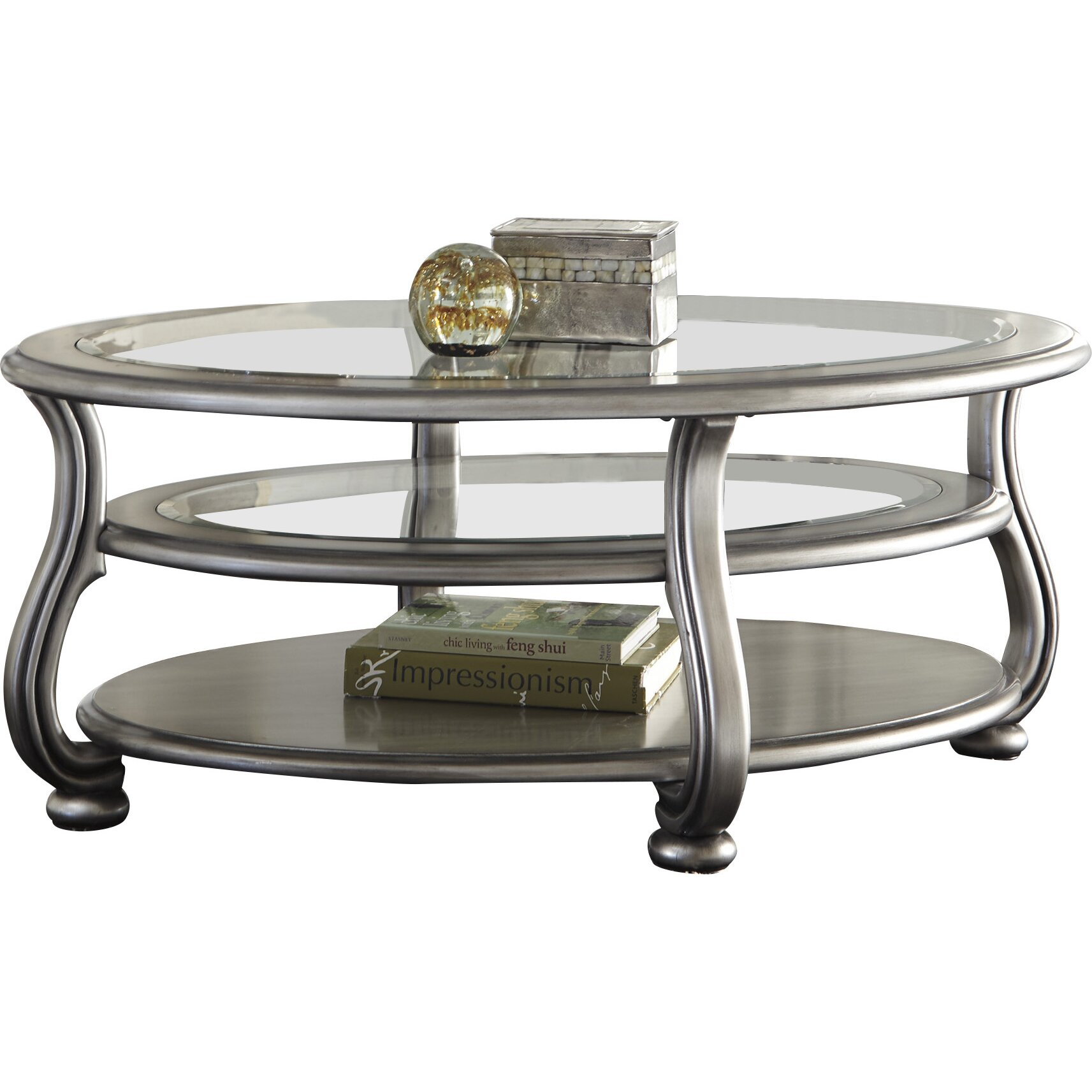 House Of Hampton Gasser Coffee Table Reviews Wayfair