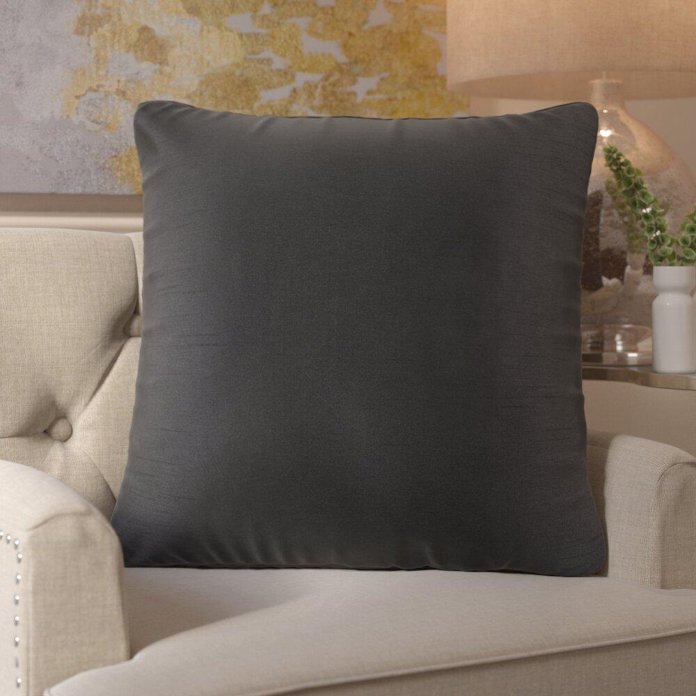 House of hampton izabel pillow cover reviews wayfair for Buy hampton inn pillows