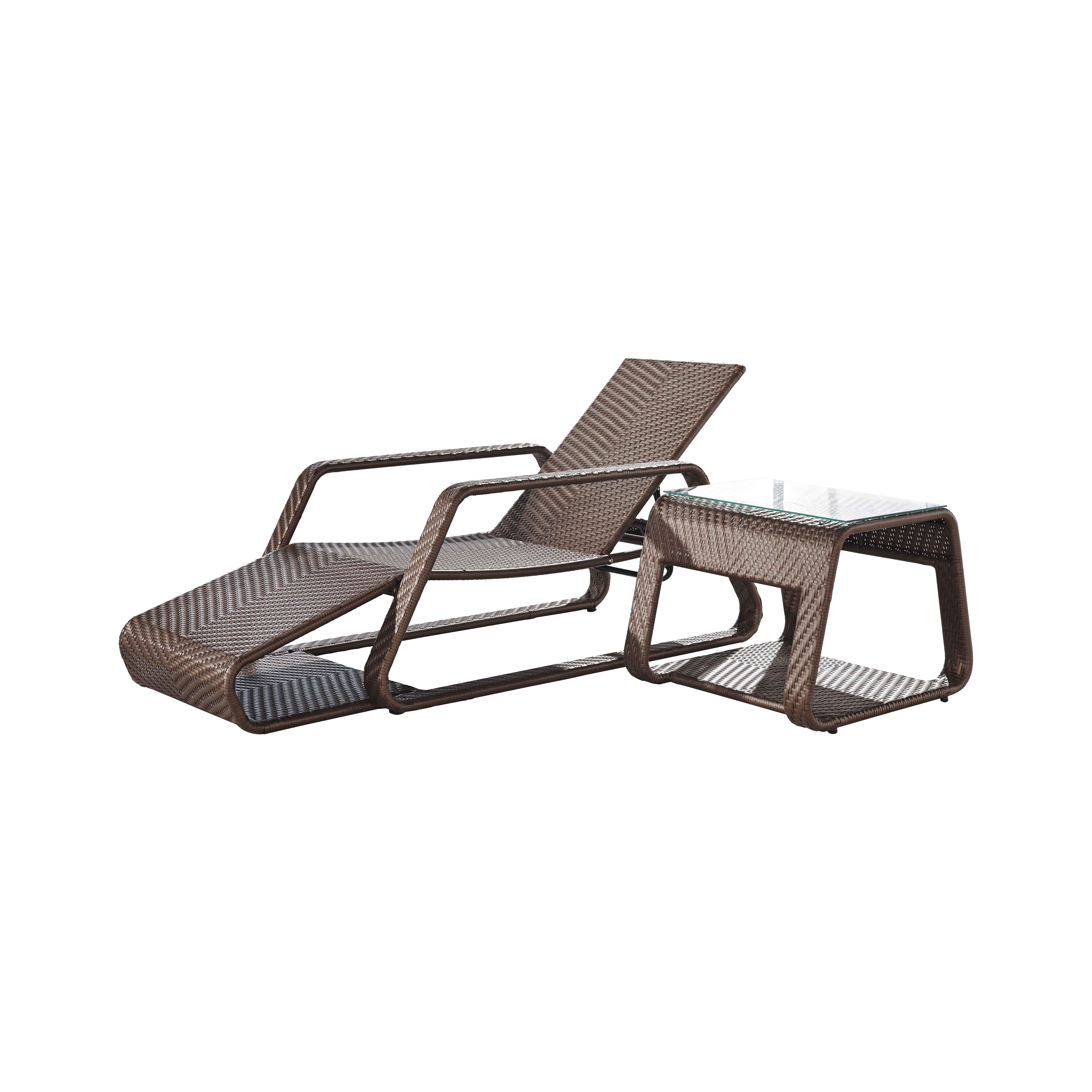 Ceets windsor 2 piece chaise lounge set wayfair for 2 chaise lounges
