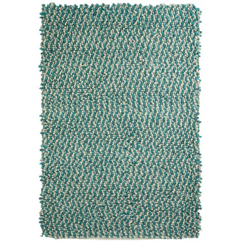Origins Jellybean Hand Woven Teal Area Rug Amp Reviews