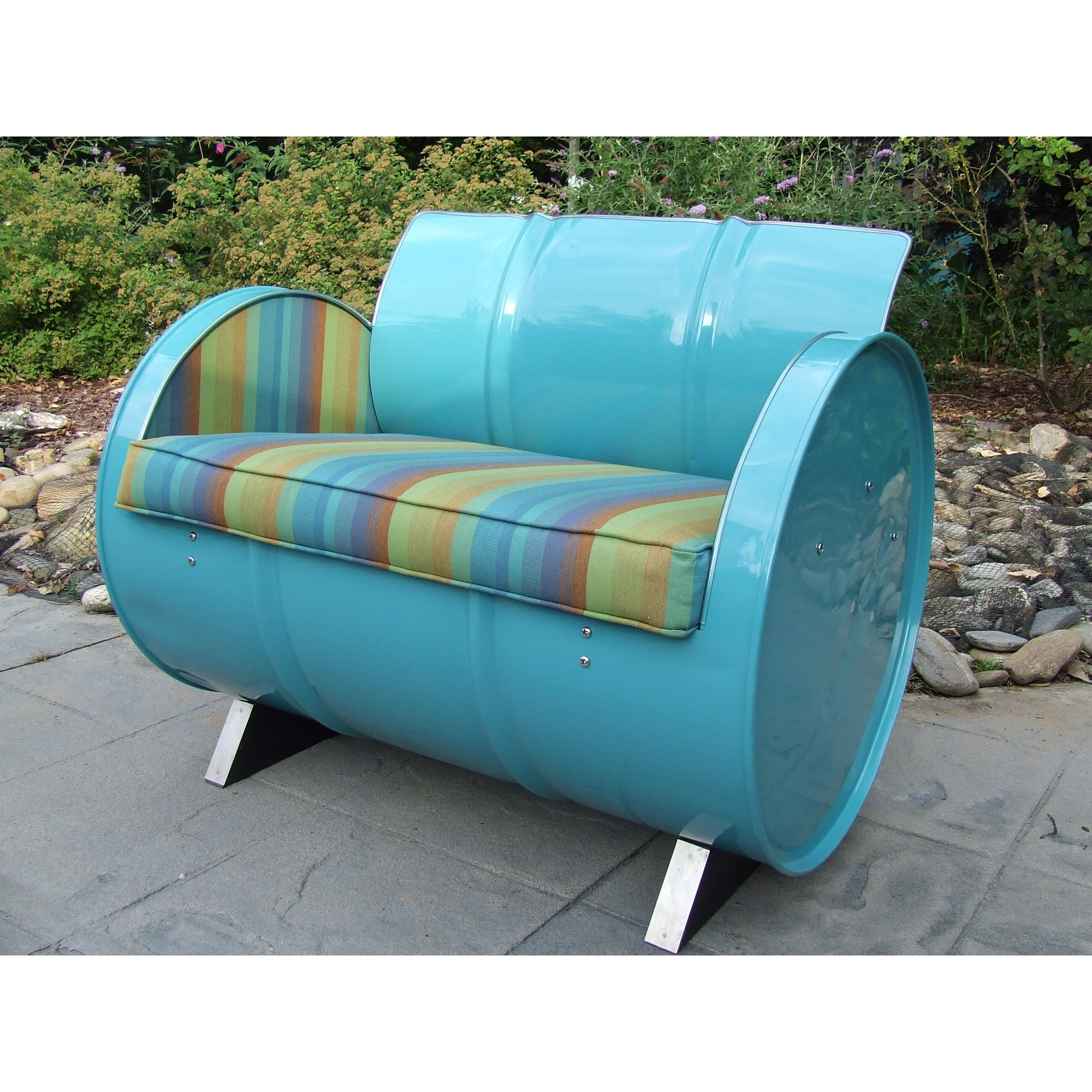 Drum works furniture astoria lagoon indoor outdoor for Indoor outdoor furniture