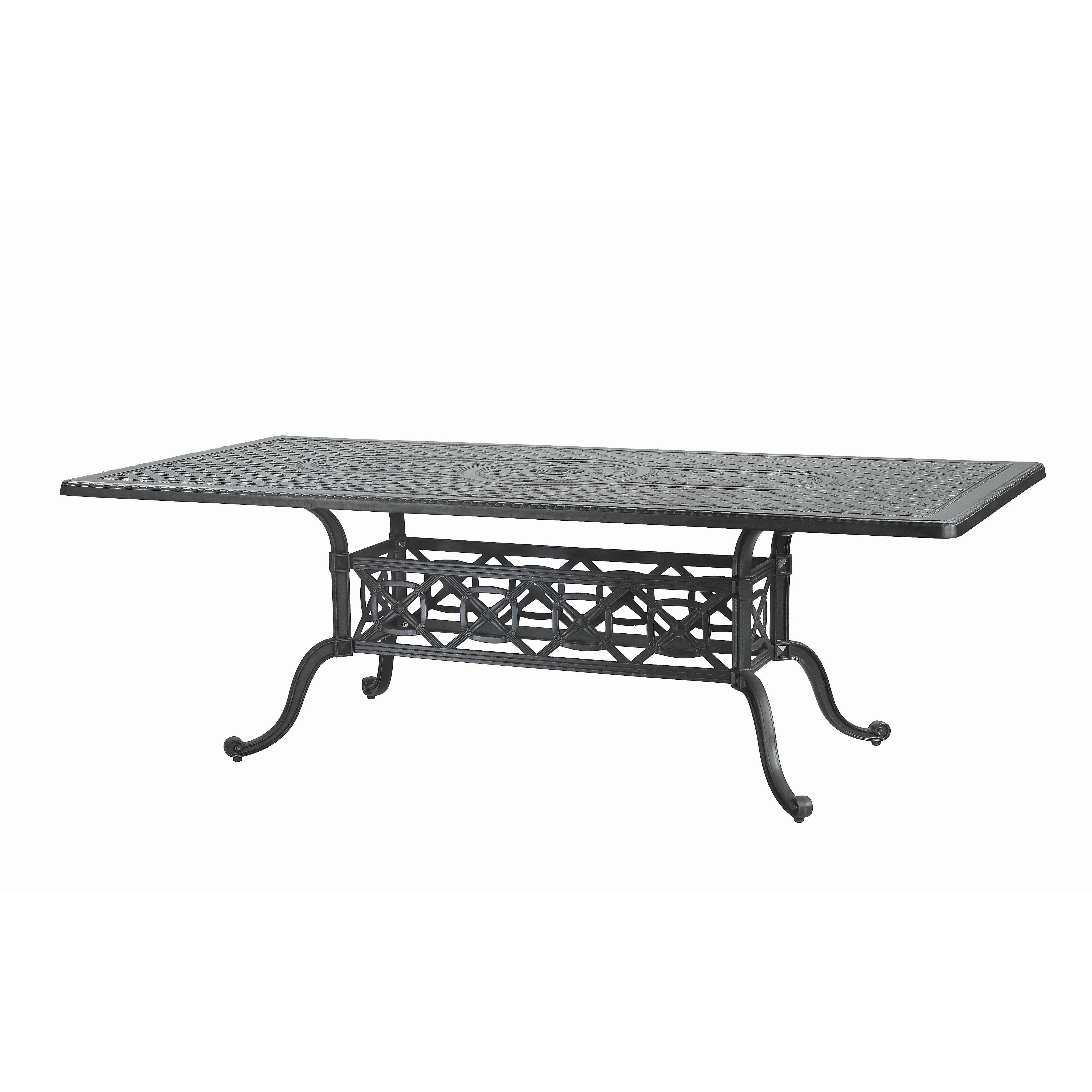 Gensun Casual Living : Gensun Casual Grand Terrace Dining Table  Wayfair