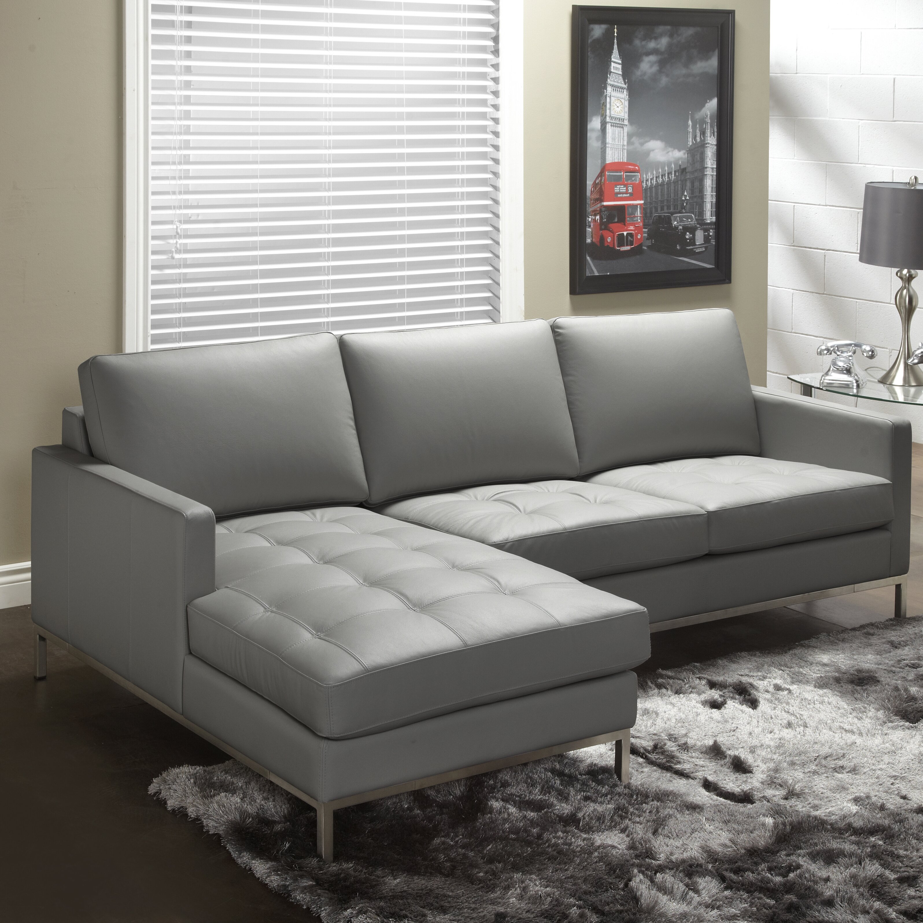 Lind Furniture 244 Series Sectional Reviews