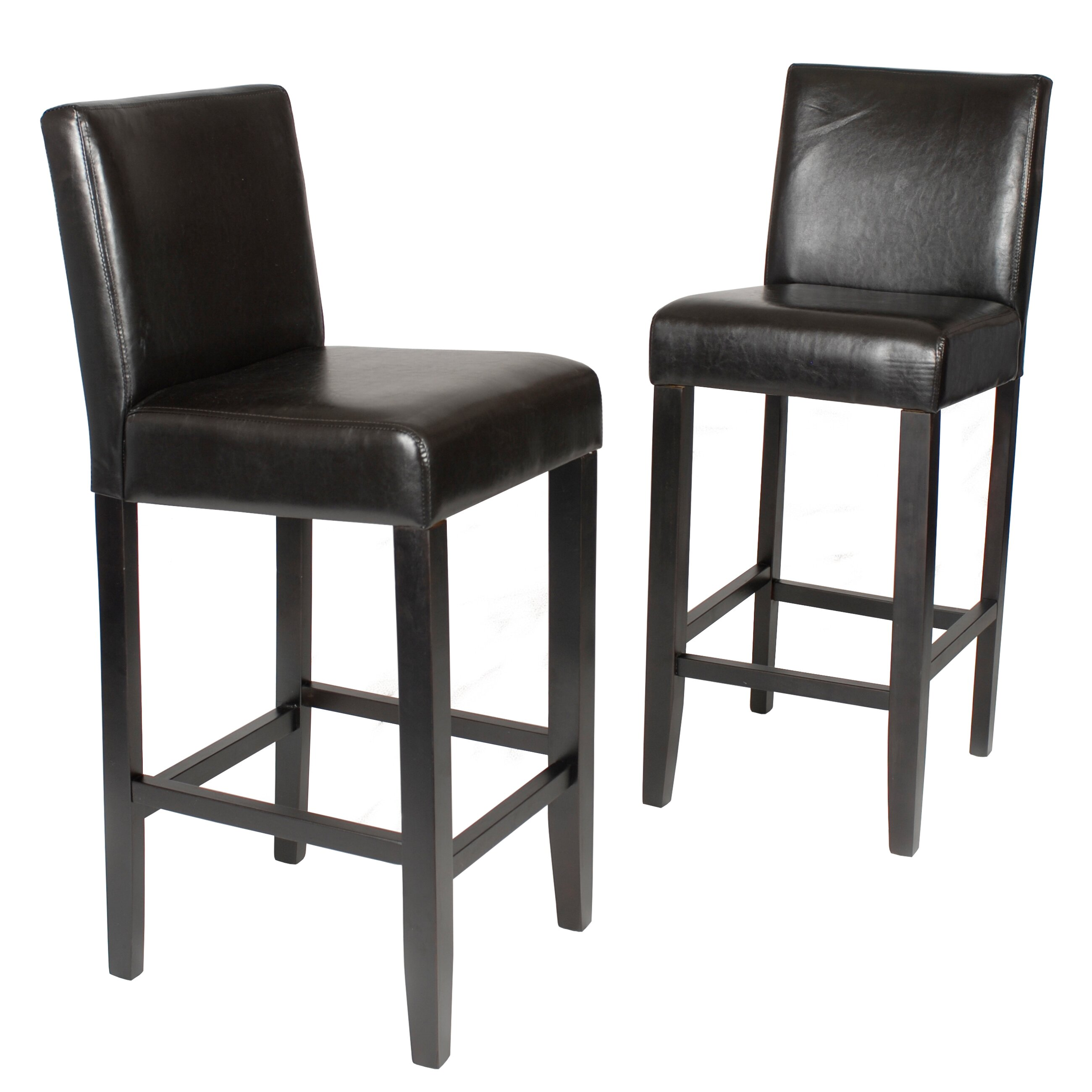 Roundhill Furniture Citylight 29 Quot Bar Stool Wayfair