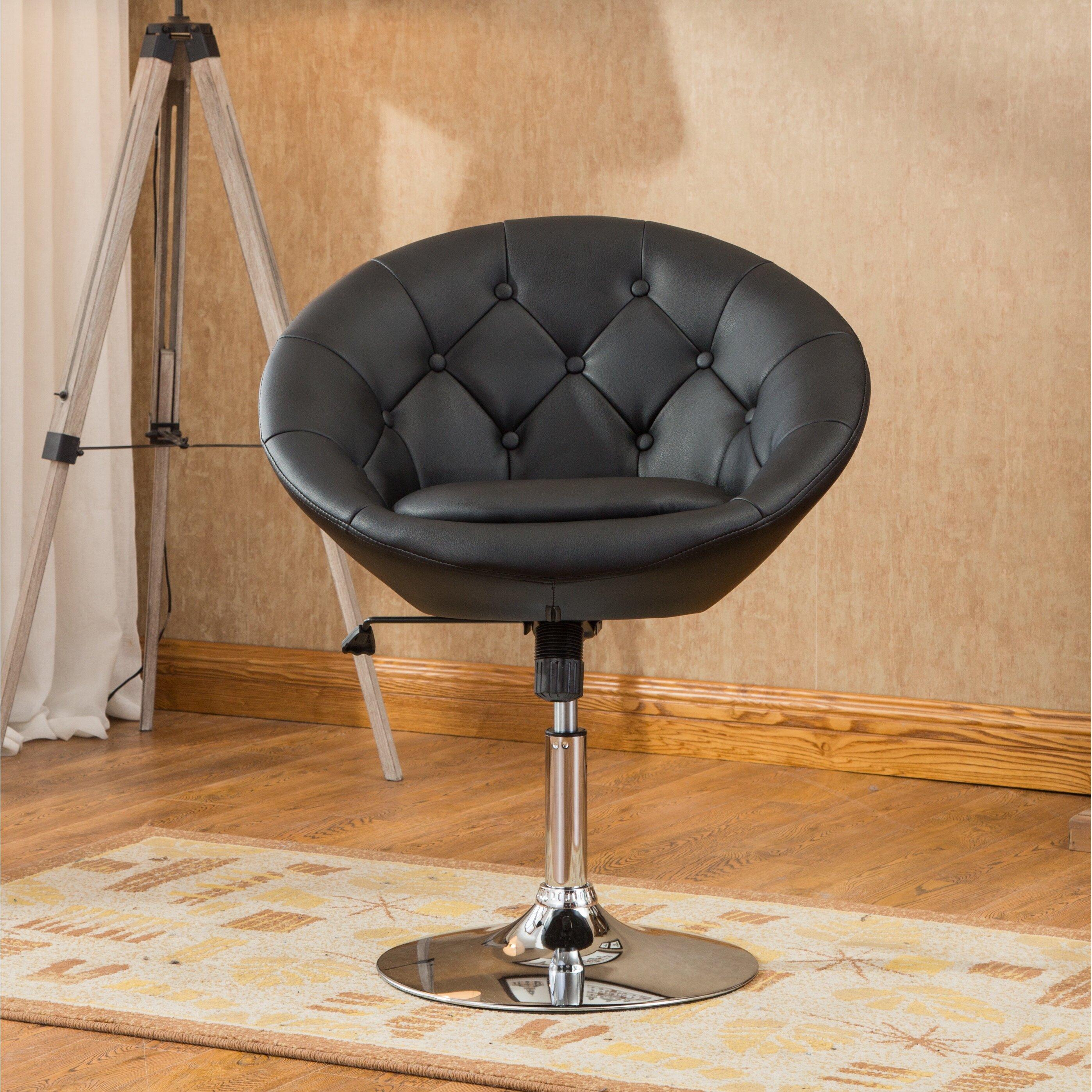 Roundhill Furniture Noas Contemporary Tufted Back Tilt