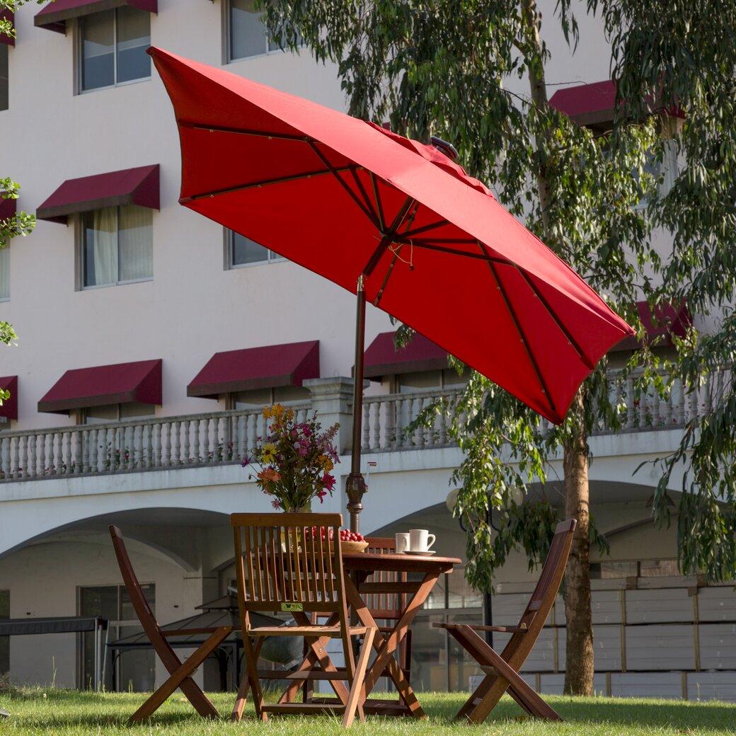 abba patio rectangular umbrella - Abba Patio