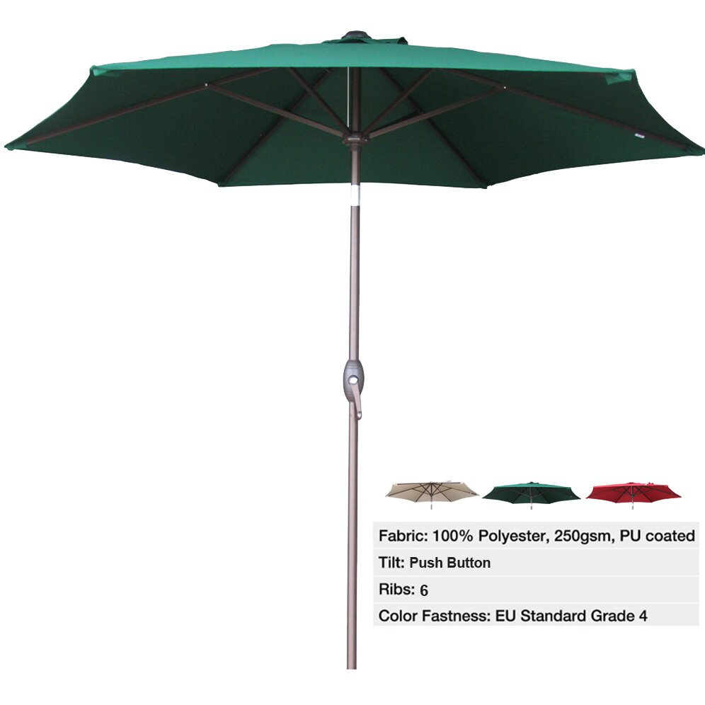Abba Patio 9 Market Umbrella