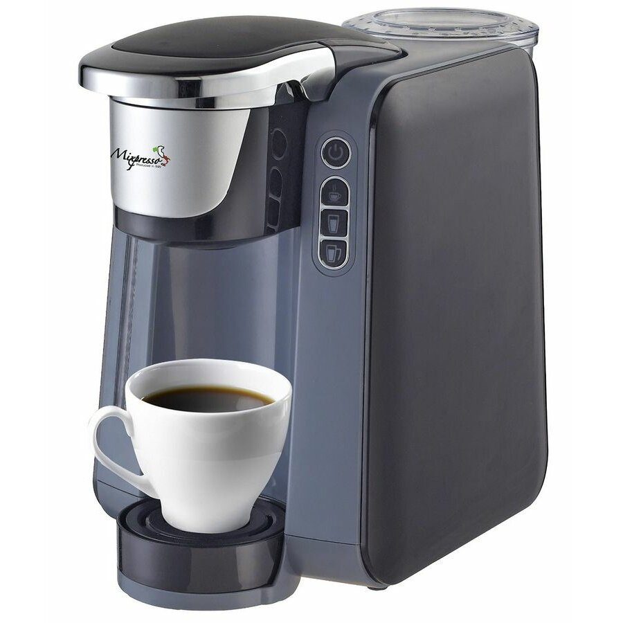 One Cup Coffee Maker K Cup : Mixpresso Single Cup Coffee Maker & Reviews Wayfair