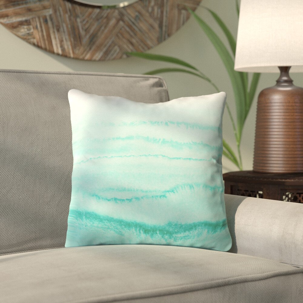 Throw Pillows In Abuja : Bungalow Rose Carmen Color My World Indoor/Outdoor Throw Pillow & Reviews Wayfair