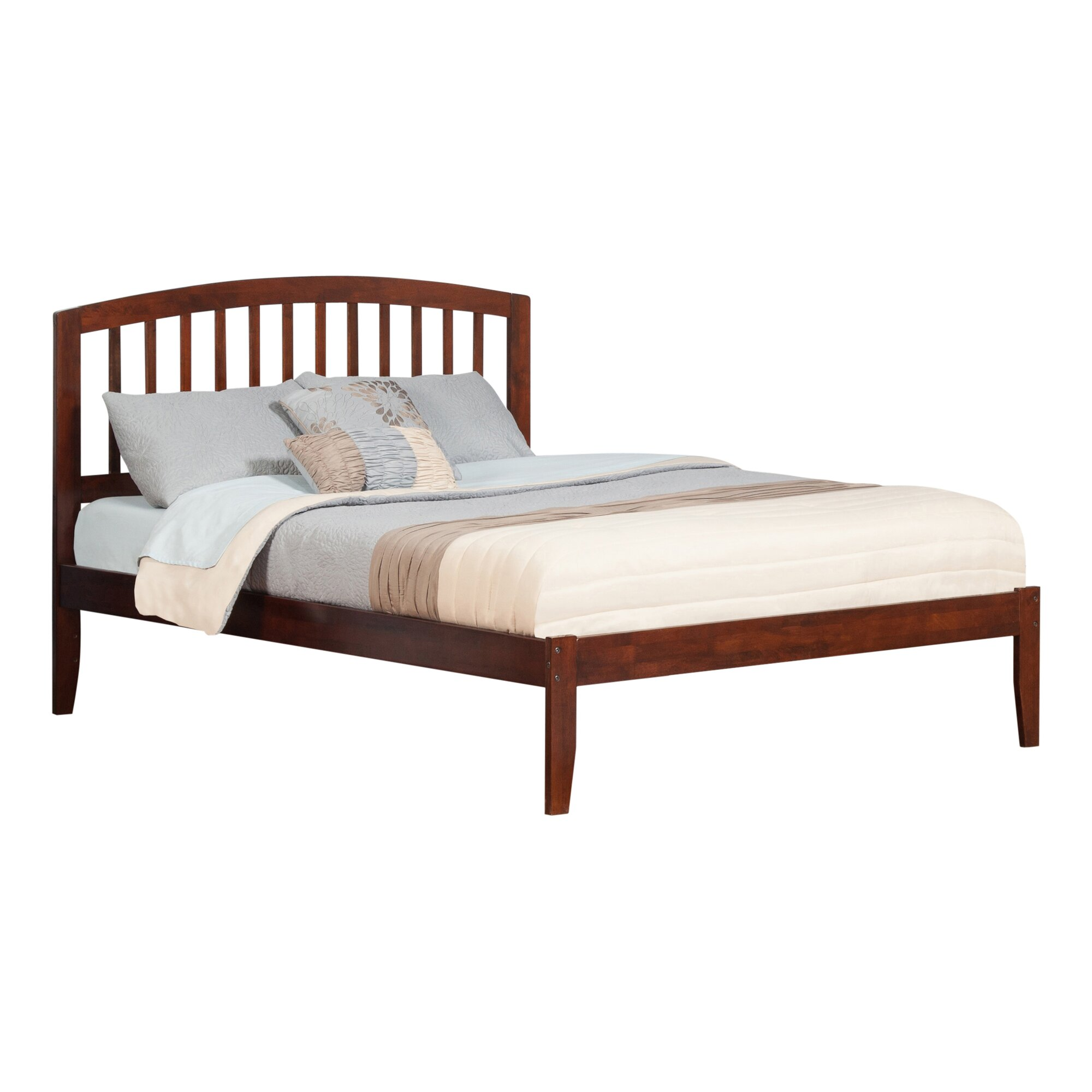 Viv rae timmy king platform bed reviews wayfair Platform king bed