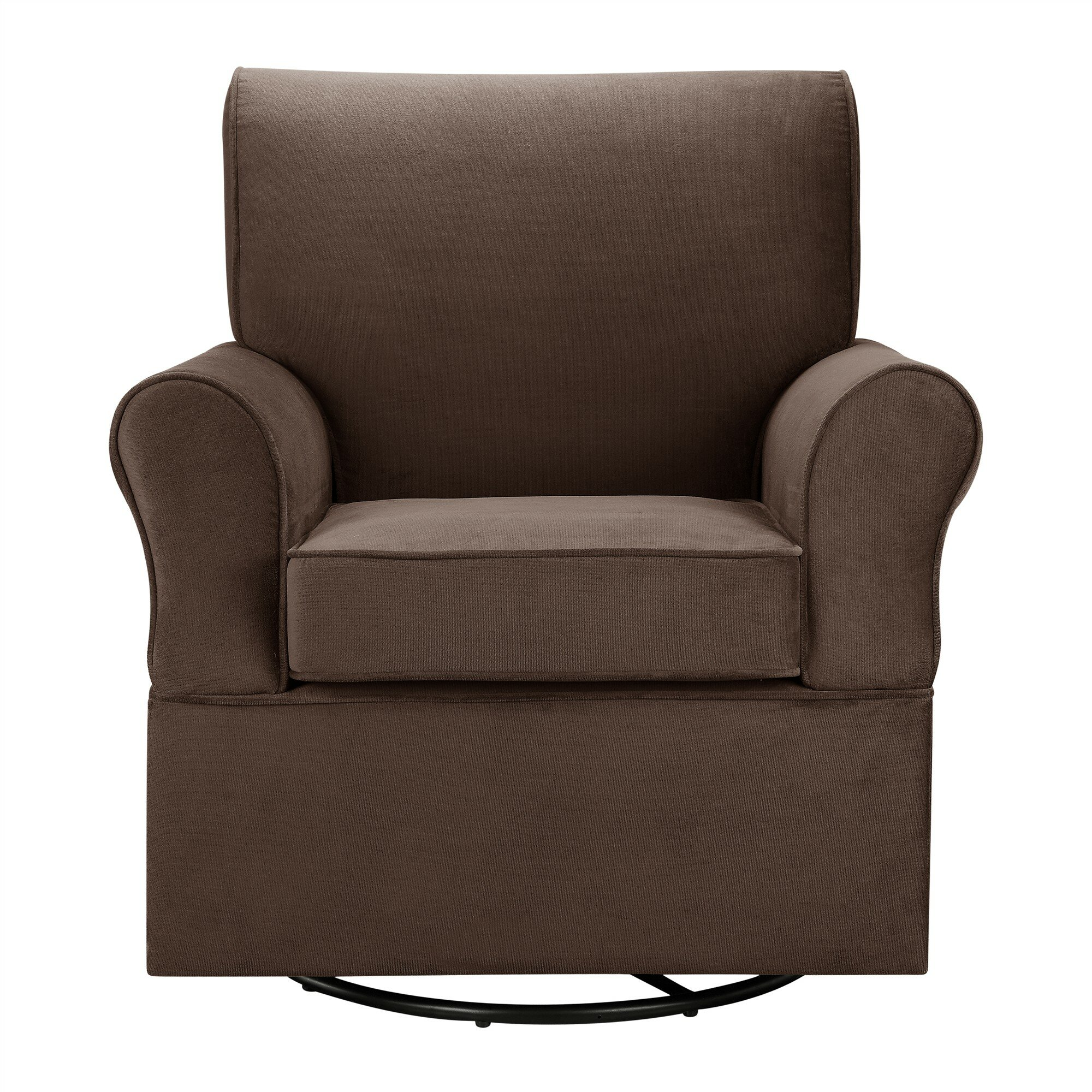 viv rae kimberley swivel glider and ottoman reviews wayfair. Black Bedroom Furniture Sets. Home Design Ideas