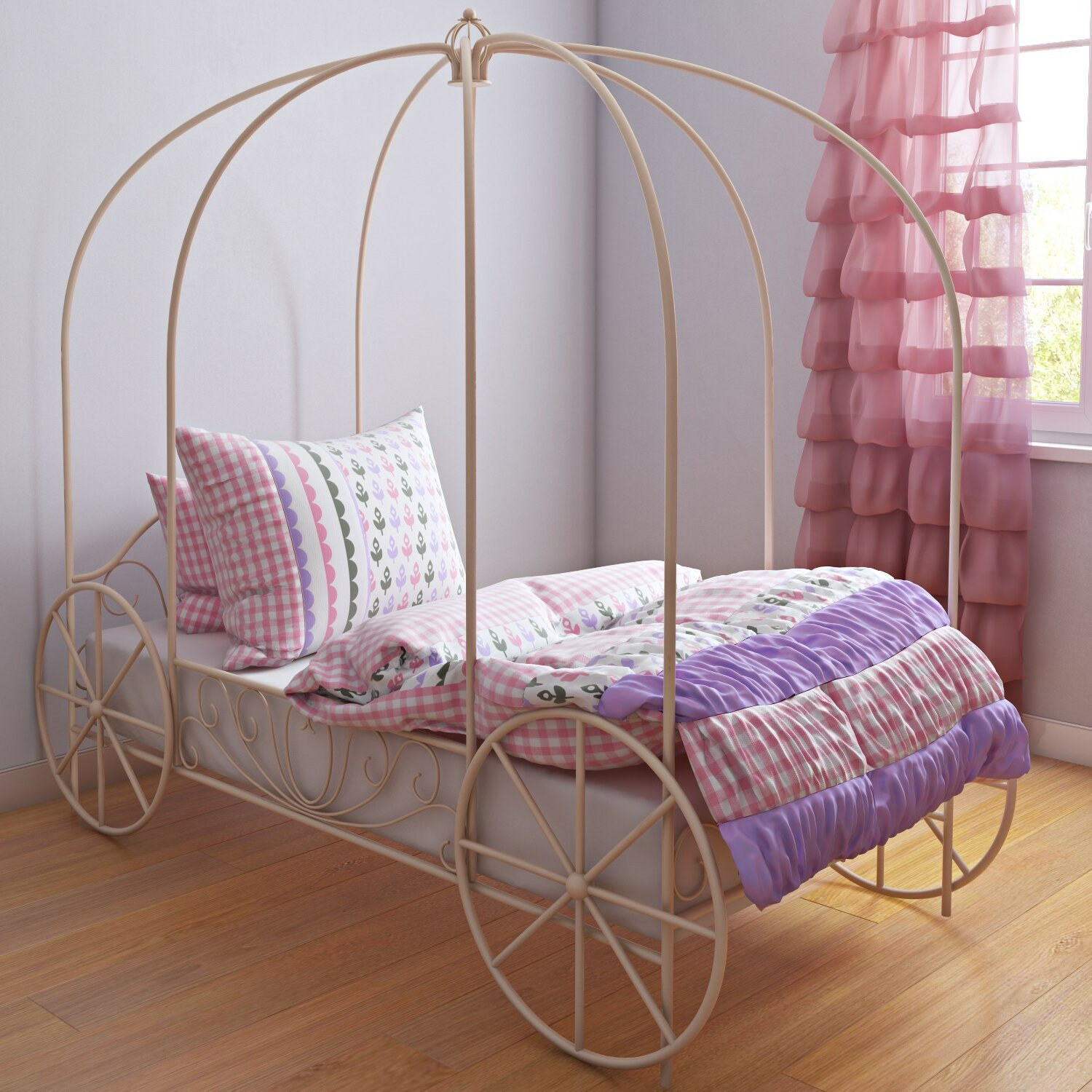 canopy beds for twin - photo #29