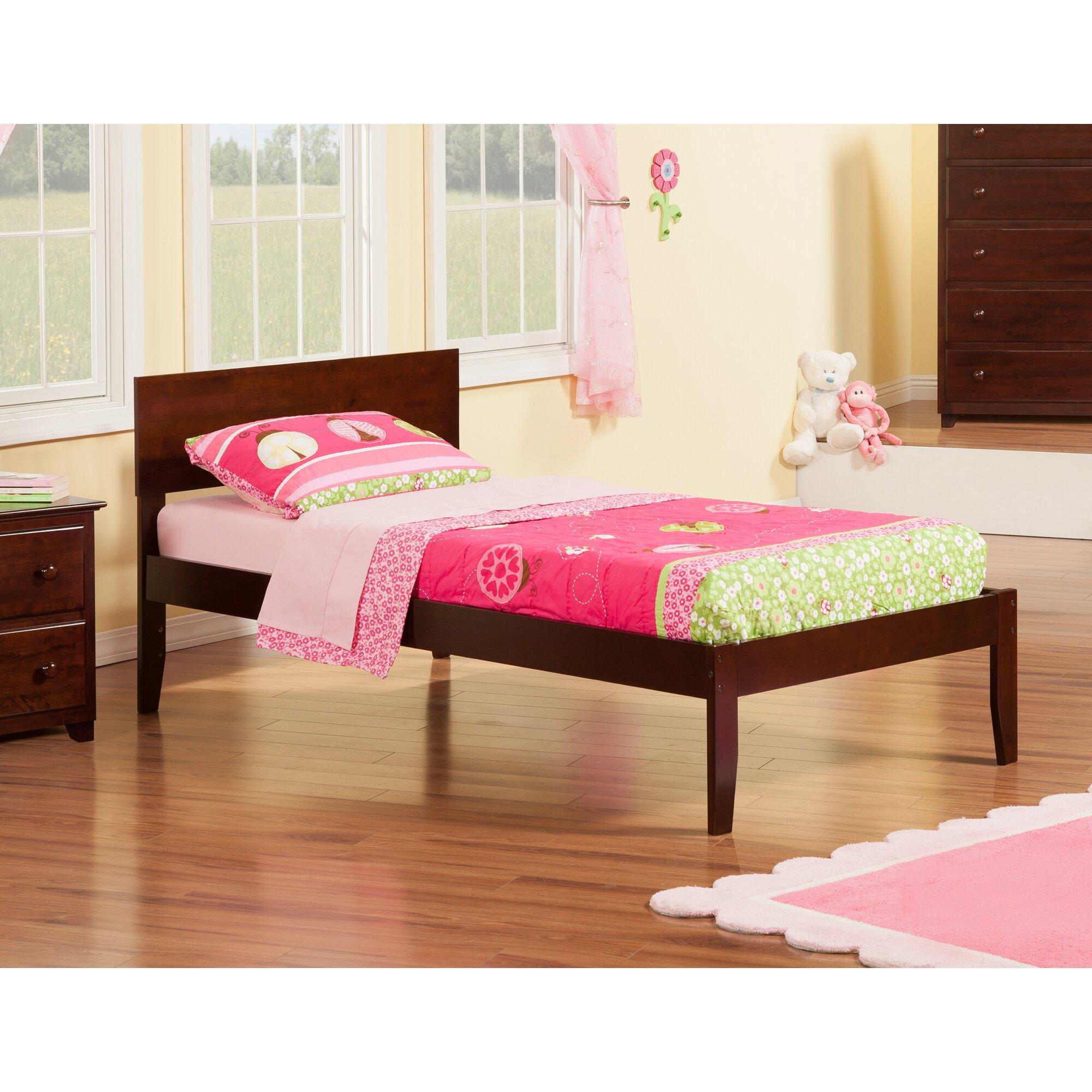 Viv Rae Mathias Extra Long Twin Panel Bed Reviews