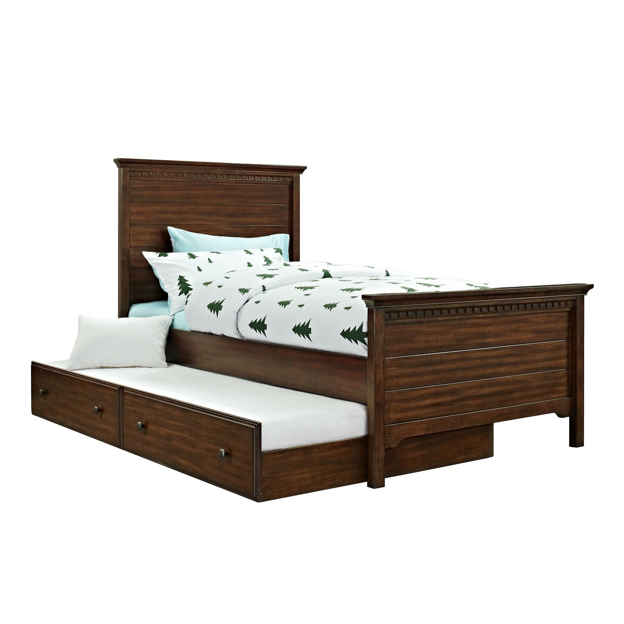Viv Rae Noah Twin Sleigh Bed Wayfair