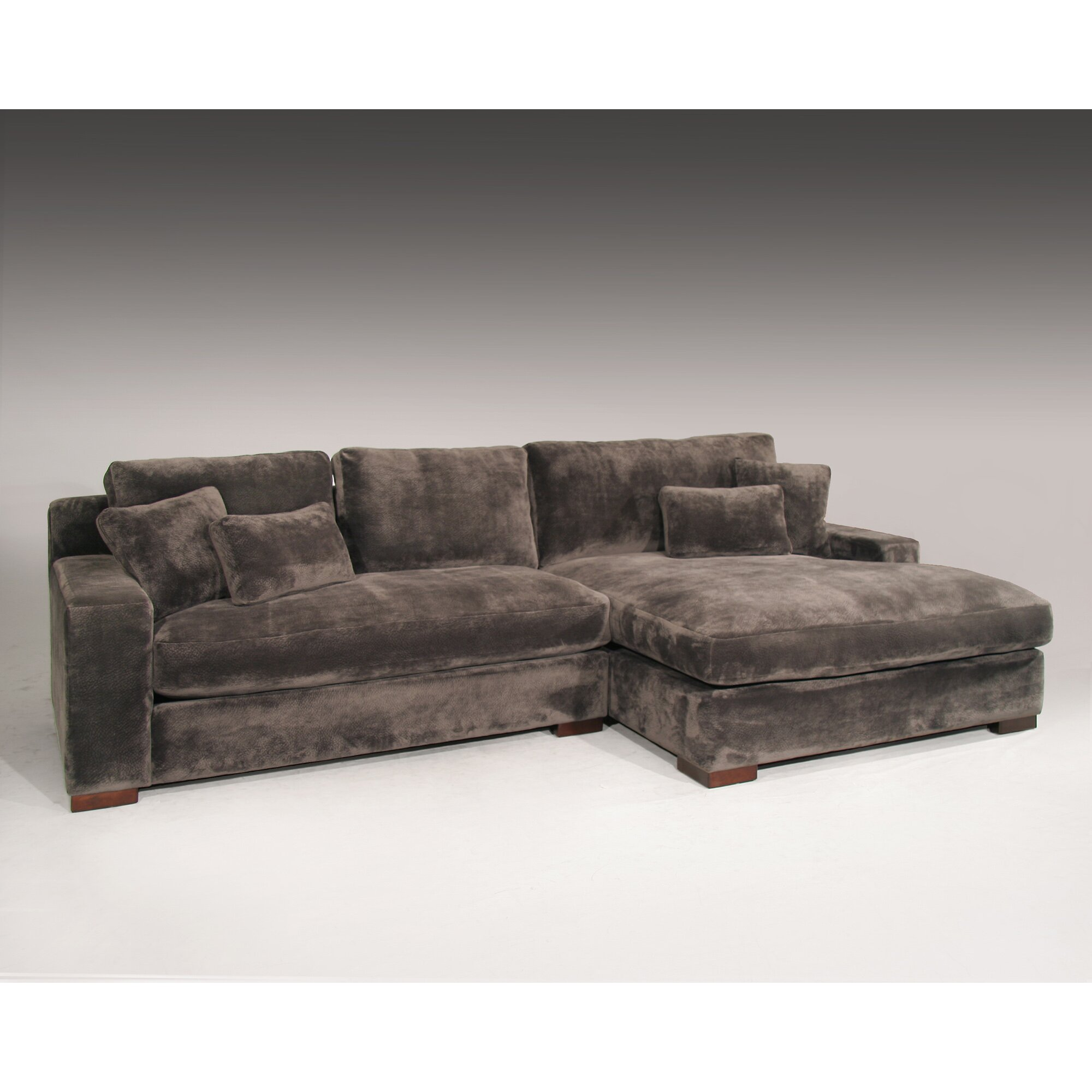 Sage Avenue Bailey Sectional Reviews Wayfair