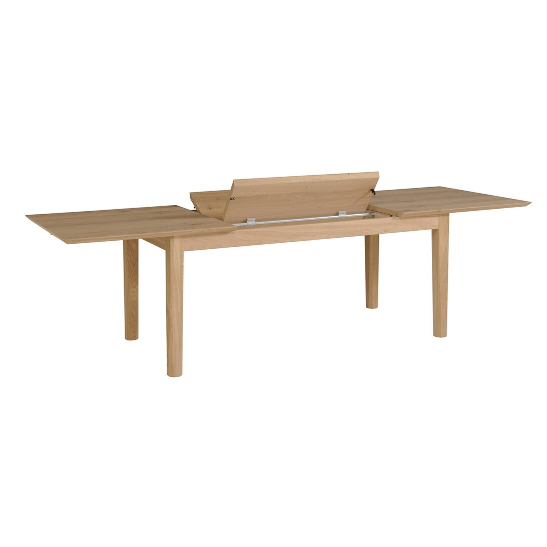 Parisot stockholm extendable dining table wayfair for Wayfair dining table