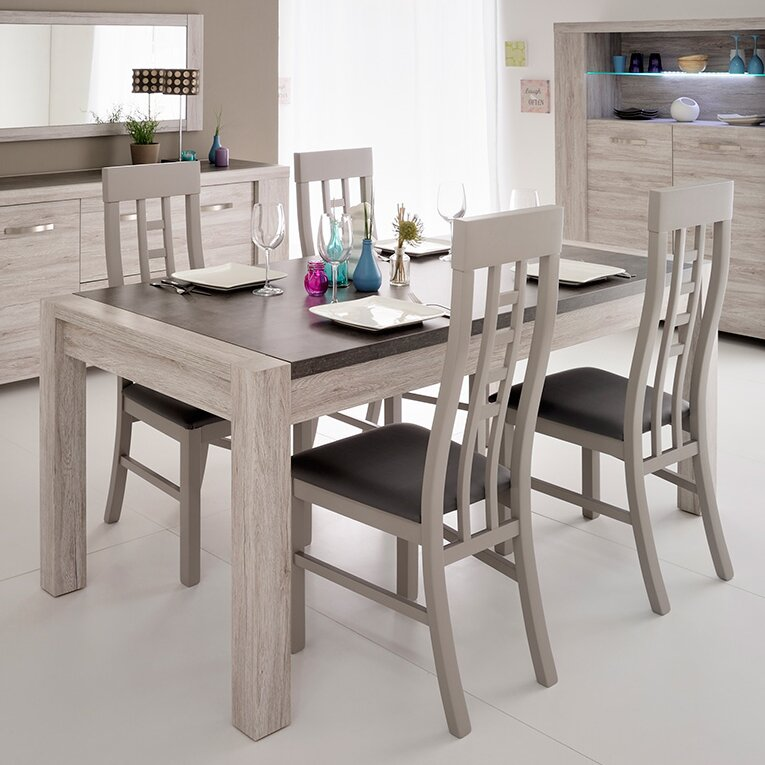 Kitchen Chairs Ireland: Parisot Malone Extendable Dining Table