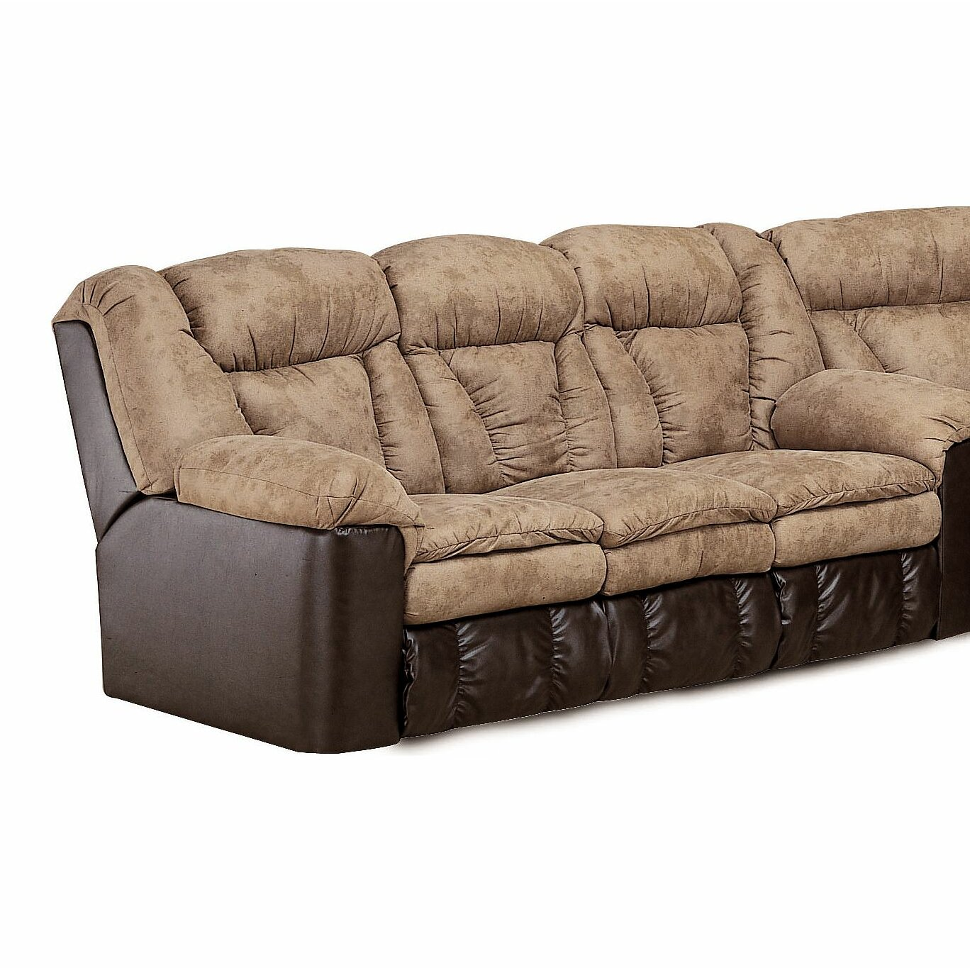 Lane furniture talon sectional for Lane furniture