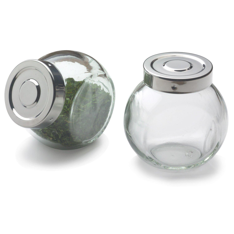 RSVP INTL 6 Oz Glass Spice Jars amp Reviews Wayfair : 6 Oz Glass Spice Ball BALL from www.wayfair.com size 1500 x 1500 jpeg 175kB