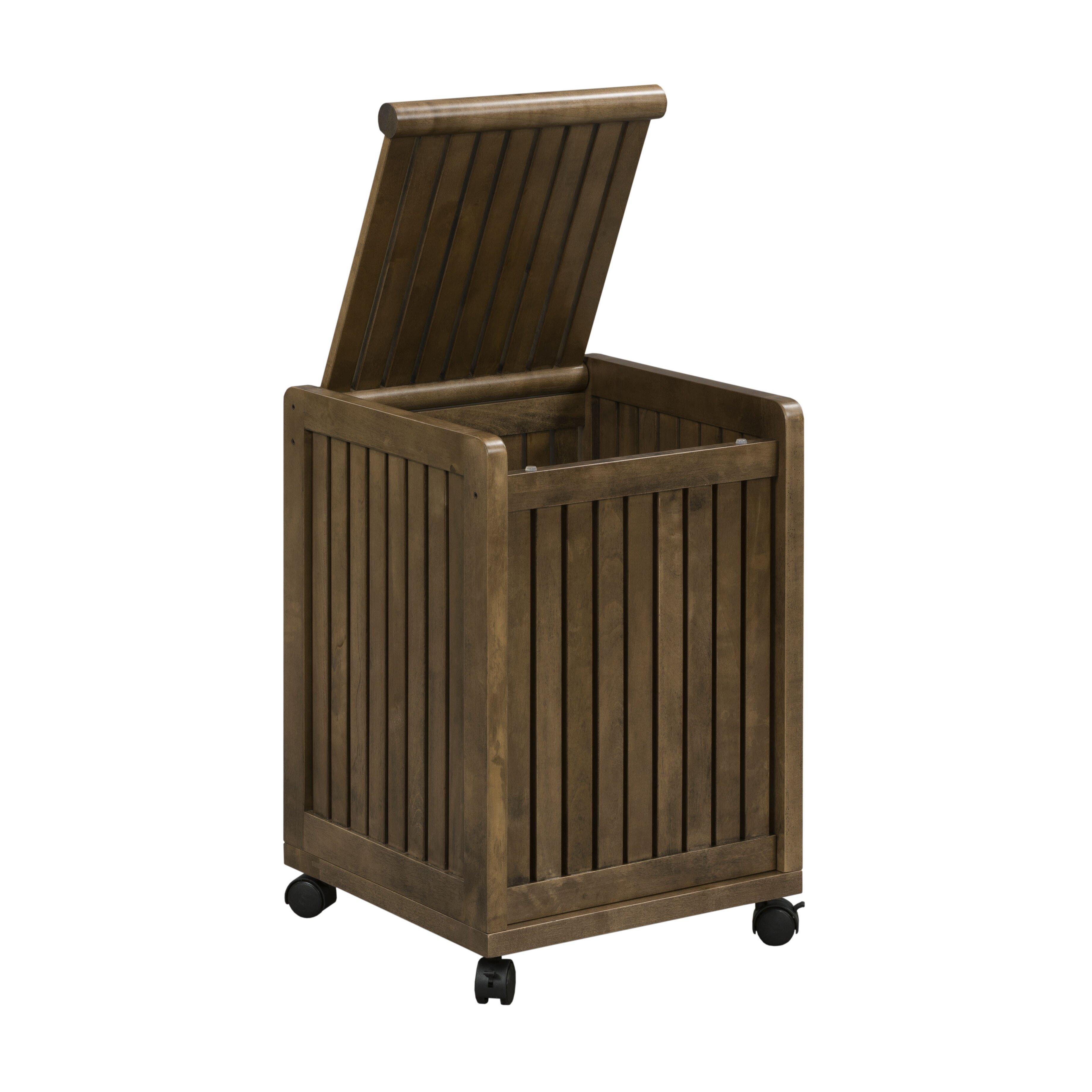 New ridge home goods abingdon mobile laundry hamper for Home goods mobile
