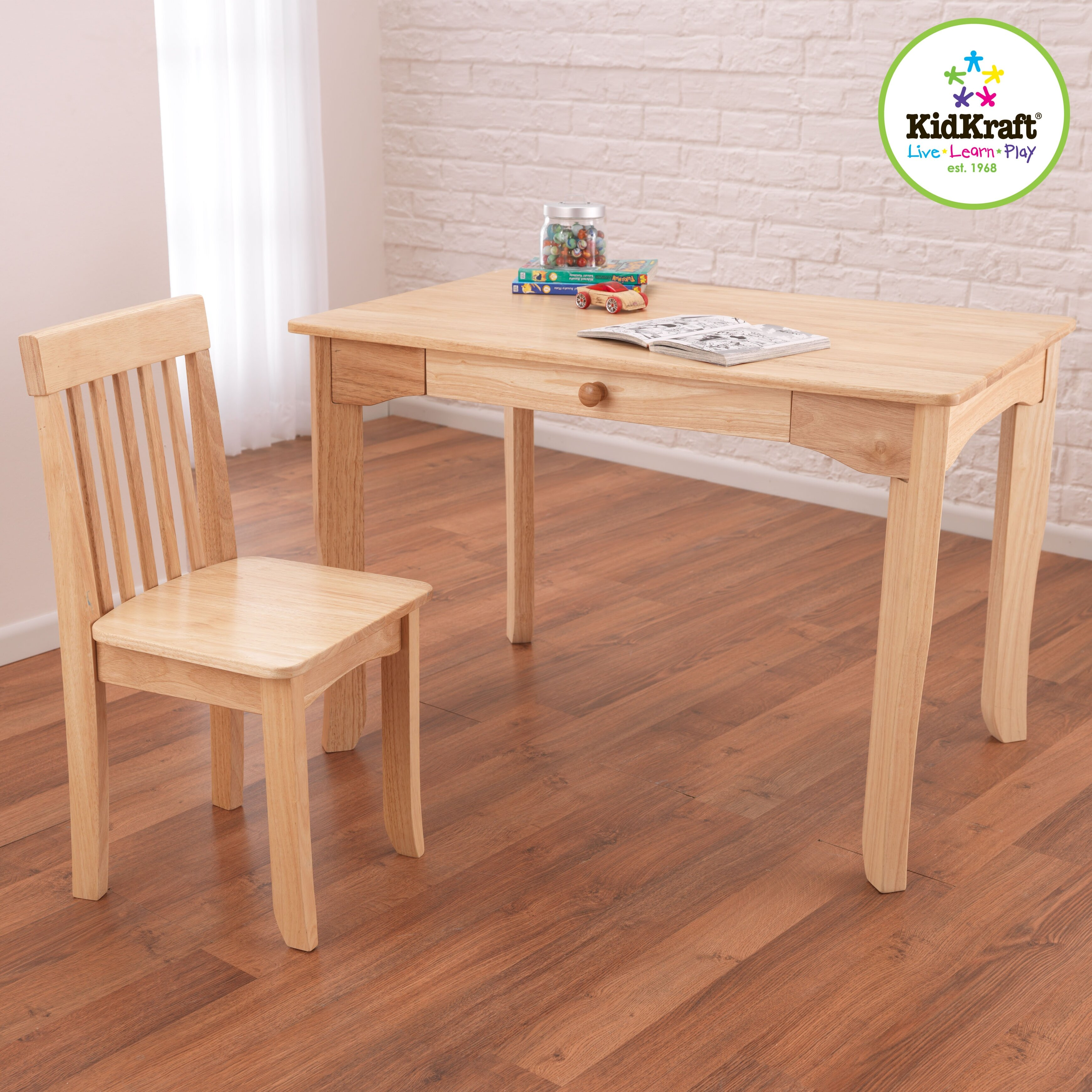 Kidkraft Avalon Personalized Kids Desk Chair Amp Reviews