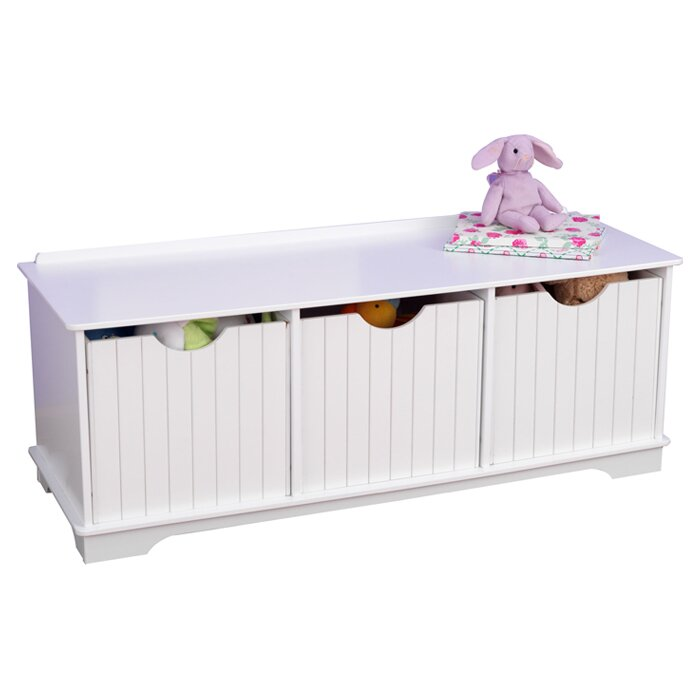 Kidkraft Nantucket Storage Bench Reviews Wayfair